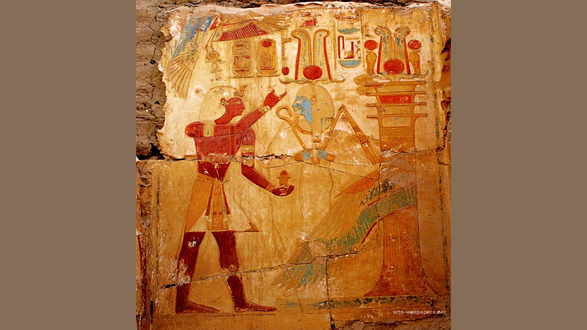 Hd Wallpapers Ancient Egypt Pharaohs 318 X 444 28 Kb Jpeg