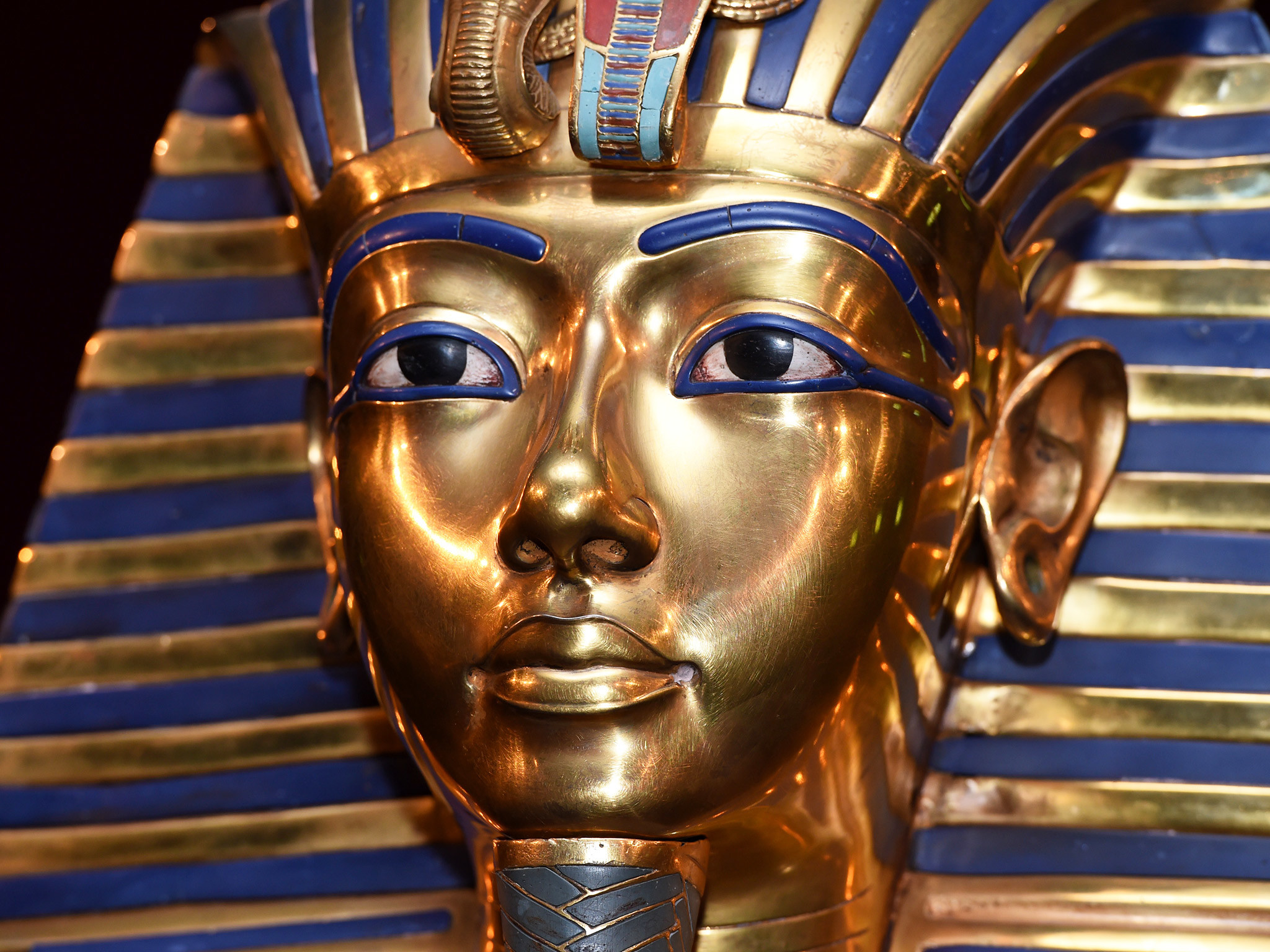 The real King Tut revealed: Tutankhamun was many things, but handsome he  was not | The Independent