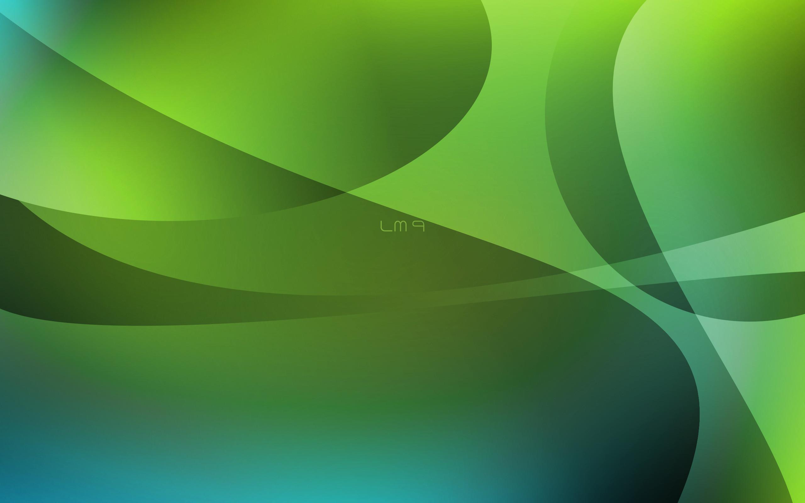 Linux Mint 9: Desktop backgrounds