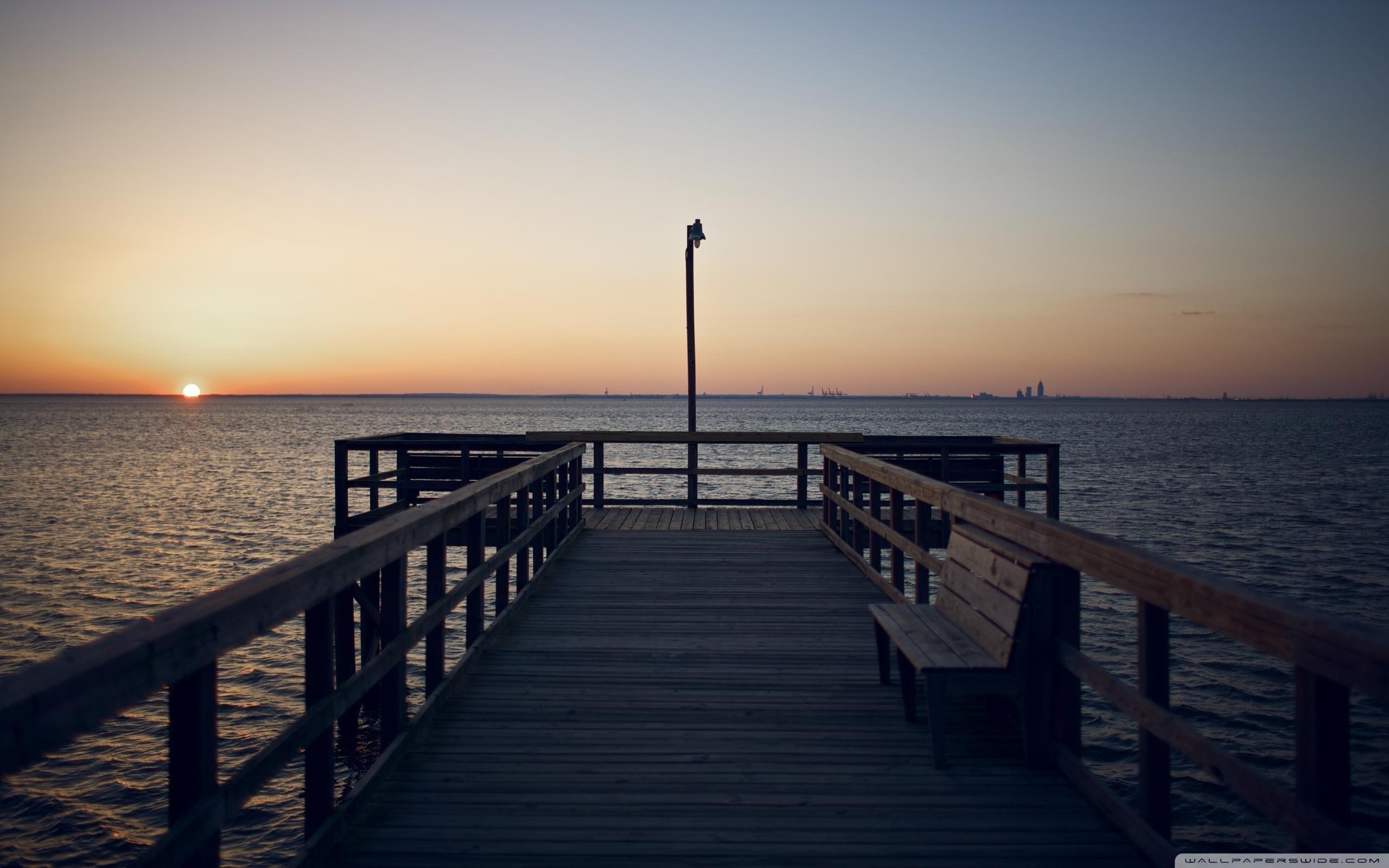 … countdown wallpapersafari; wooden pier hd desktop wallpaper high  definition fullscreen …