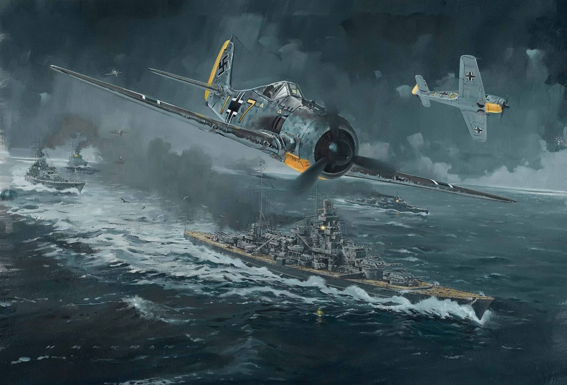 … World War II · HD Wallpaper   Background ID:595266