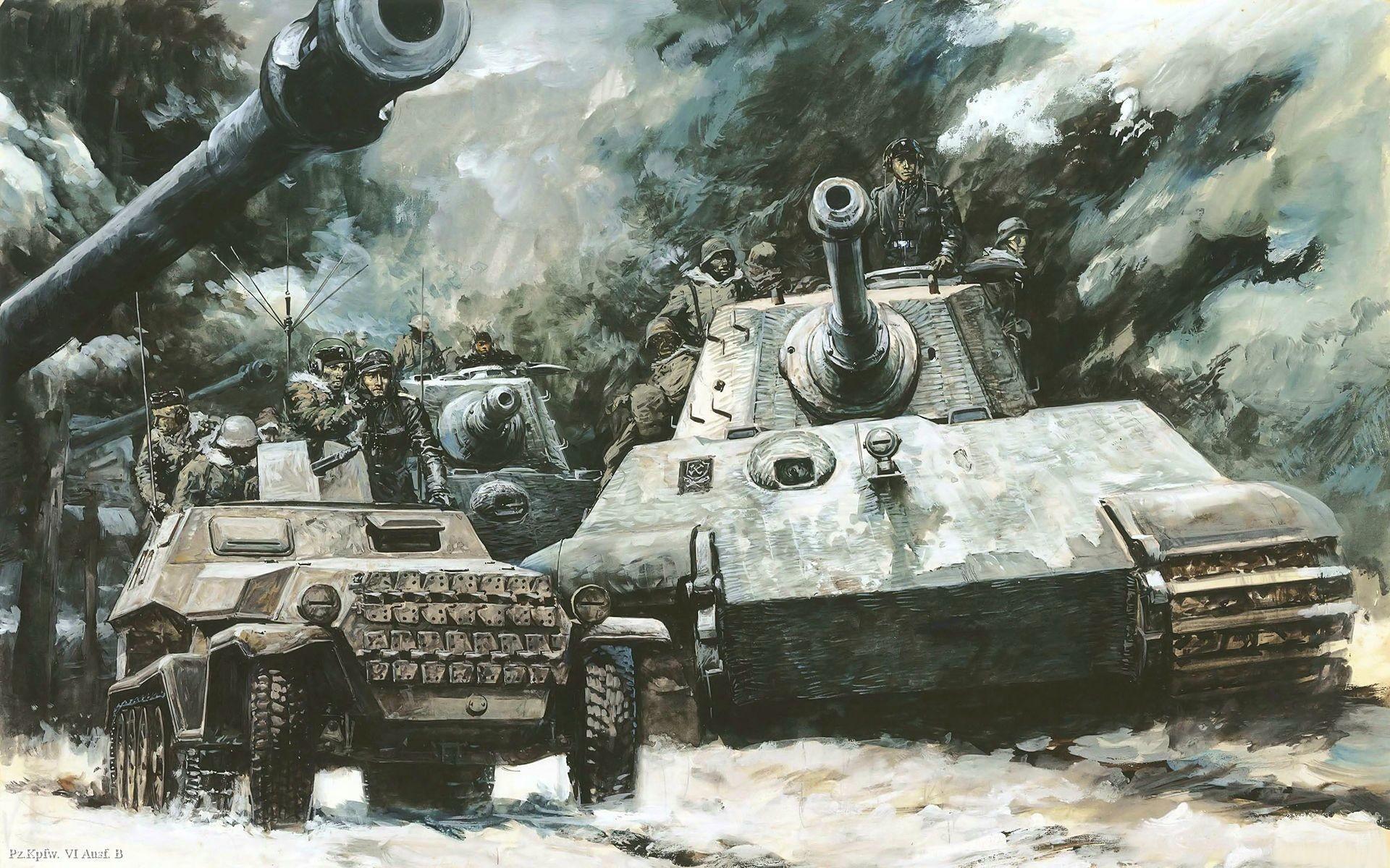 , tanks, german, heavy, king tiger, tiger ii Wallpapers .
