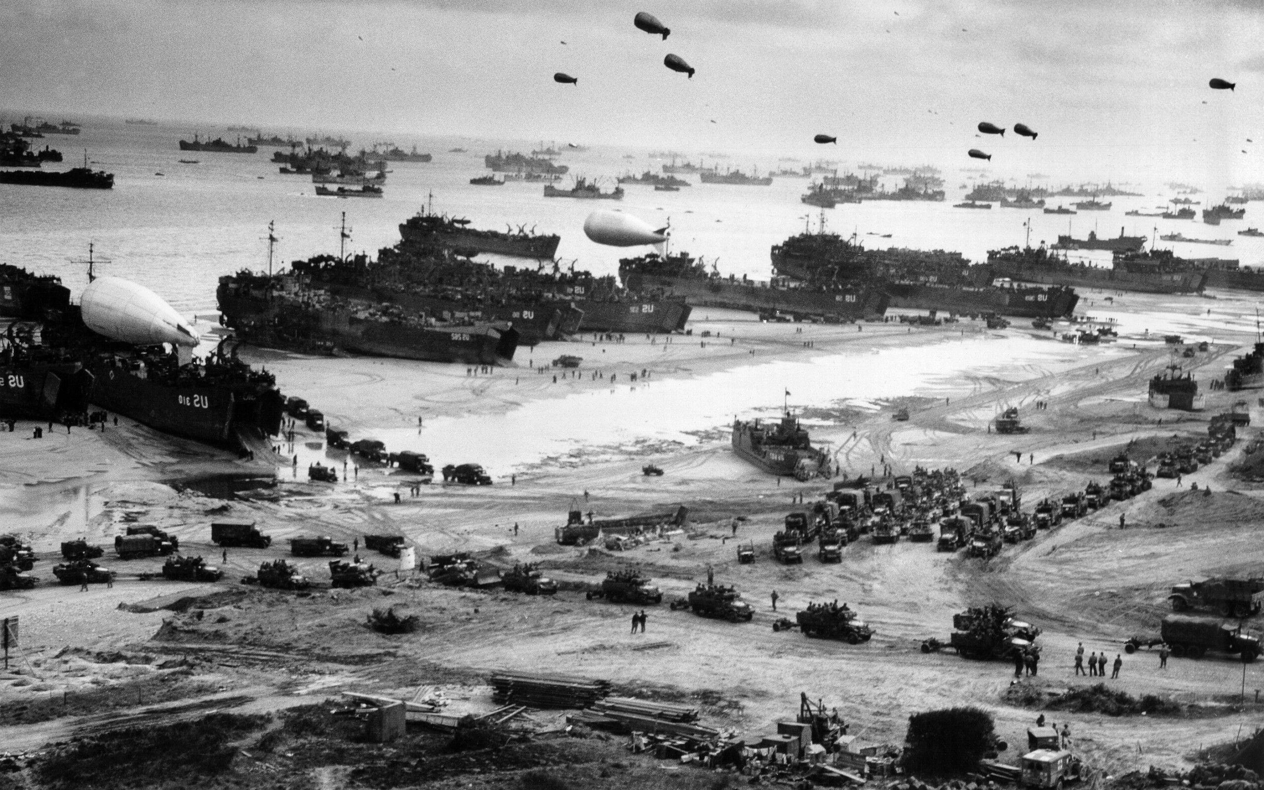 USA, Anime, Navy, World War II, War, Ship, Army, War Machine, Sea,  Normandia, Soldier, Beach, Zeppelin, Warship, Monochrome Wallpapers HD /  Desktop and …