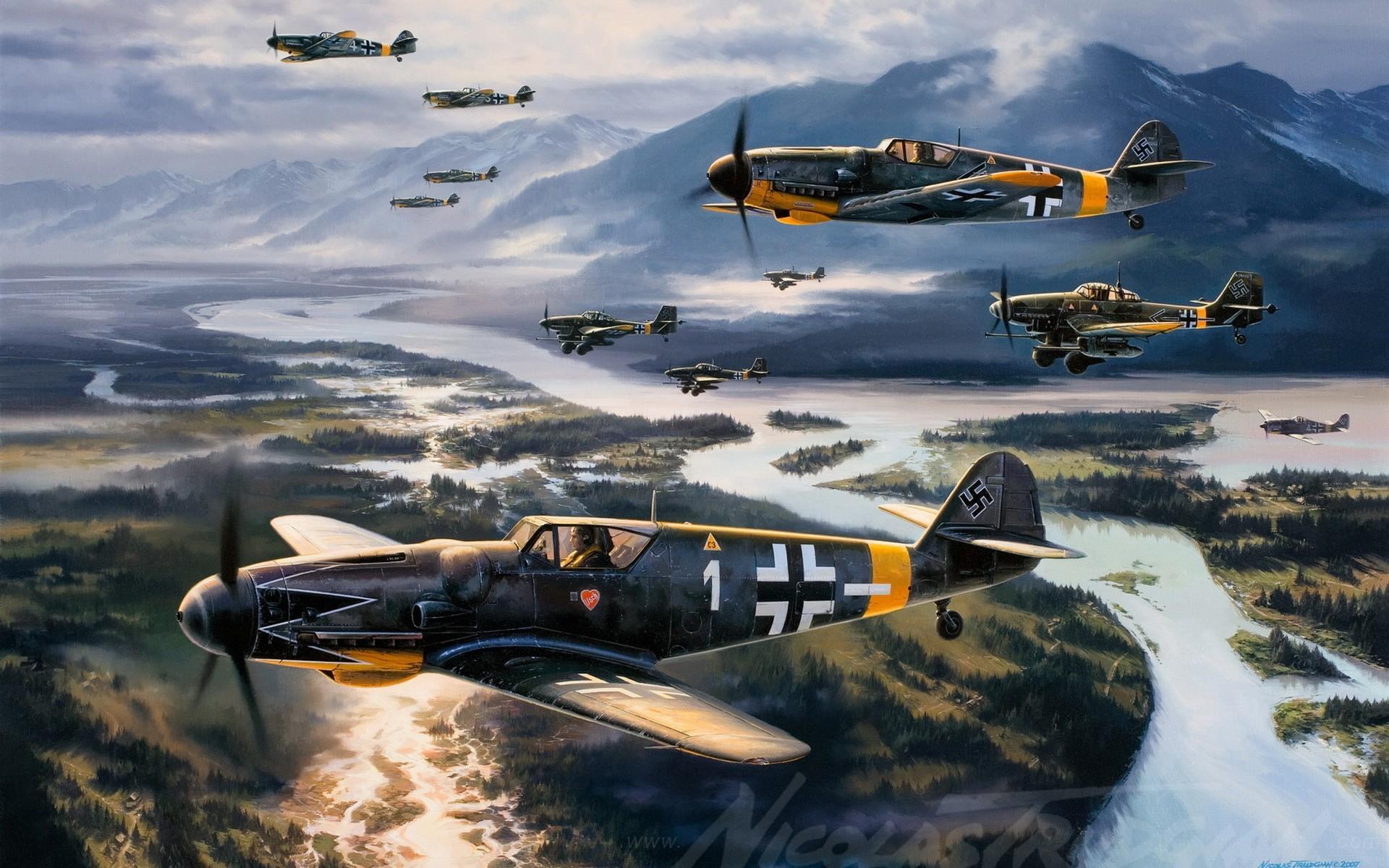 Messerschmitt, Messerschmitt Bf 109, World War II, Germany, Military,  Aircraft, Military Aircraft, Luftwaffe, Airplane Wallpapers HD / Desktop  and Mobile …