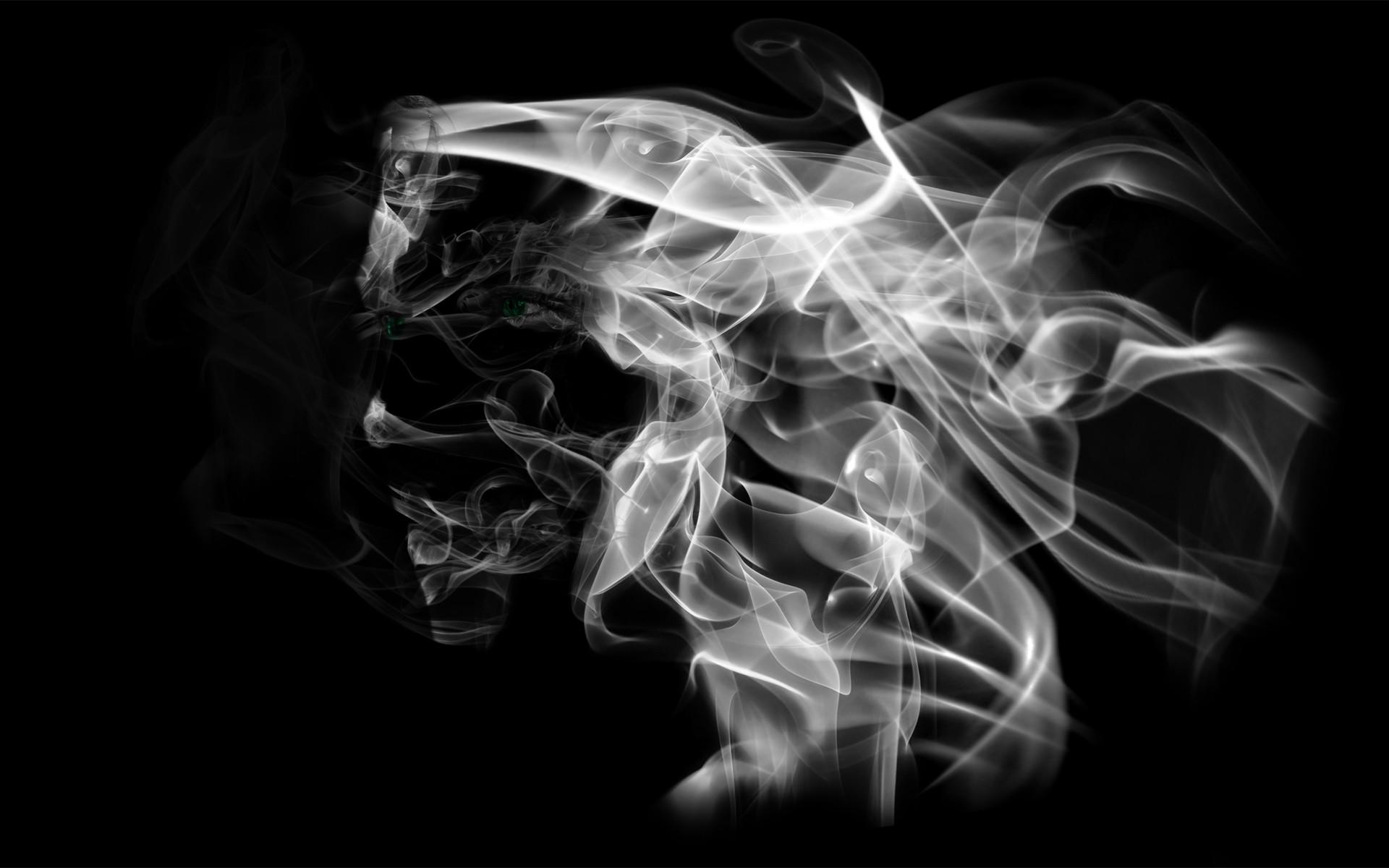 White Smoke Abstract Wallpaper HD #1032 Wallpaper | High Resolution .