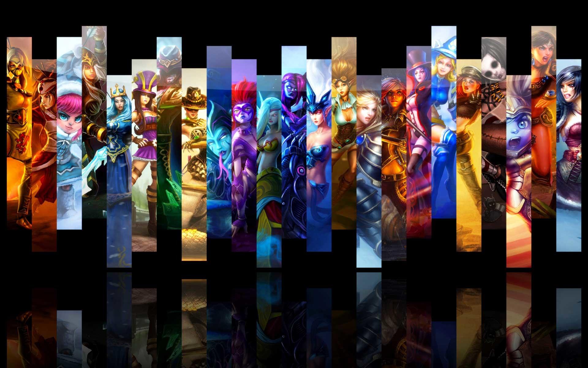 League Of Legends Wallpaper 826 px
