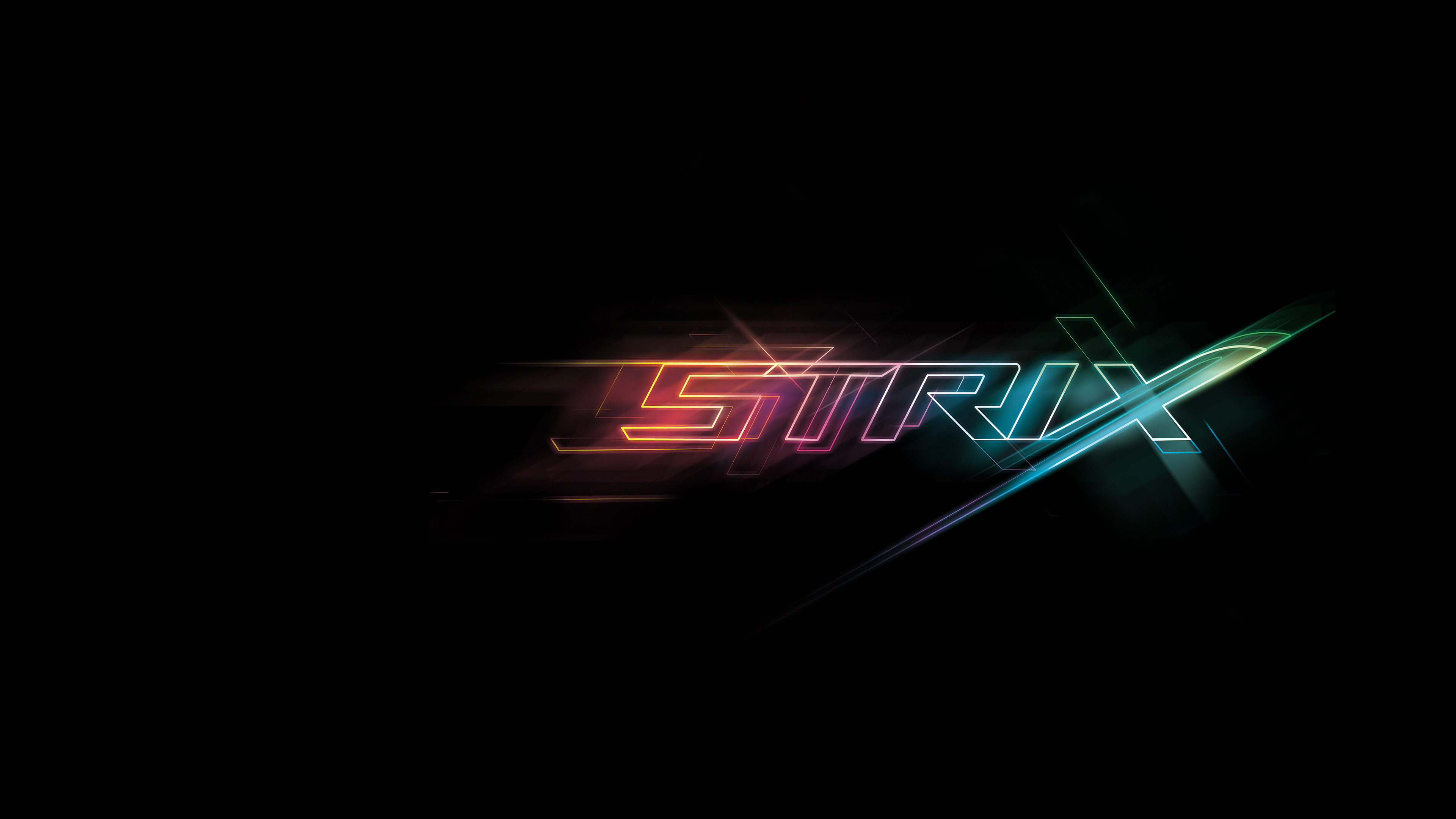 Asus Strix 4K Wallpaper