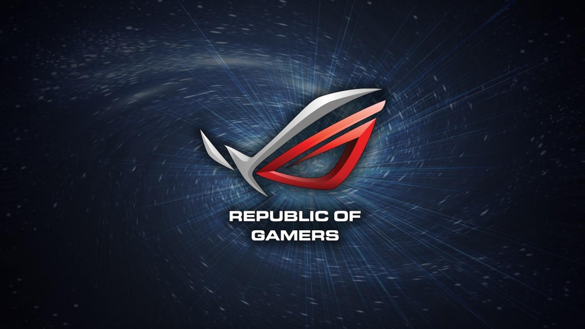 Asus Republic Of Gamers Wallpaper Hd fond ecran hd