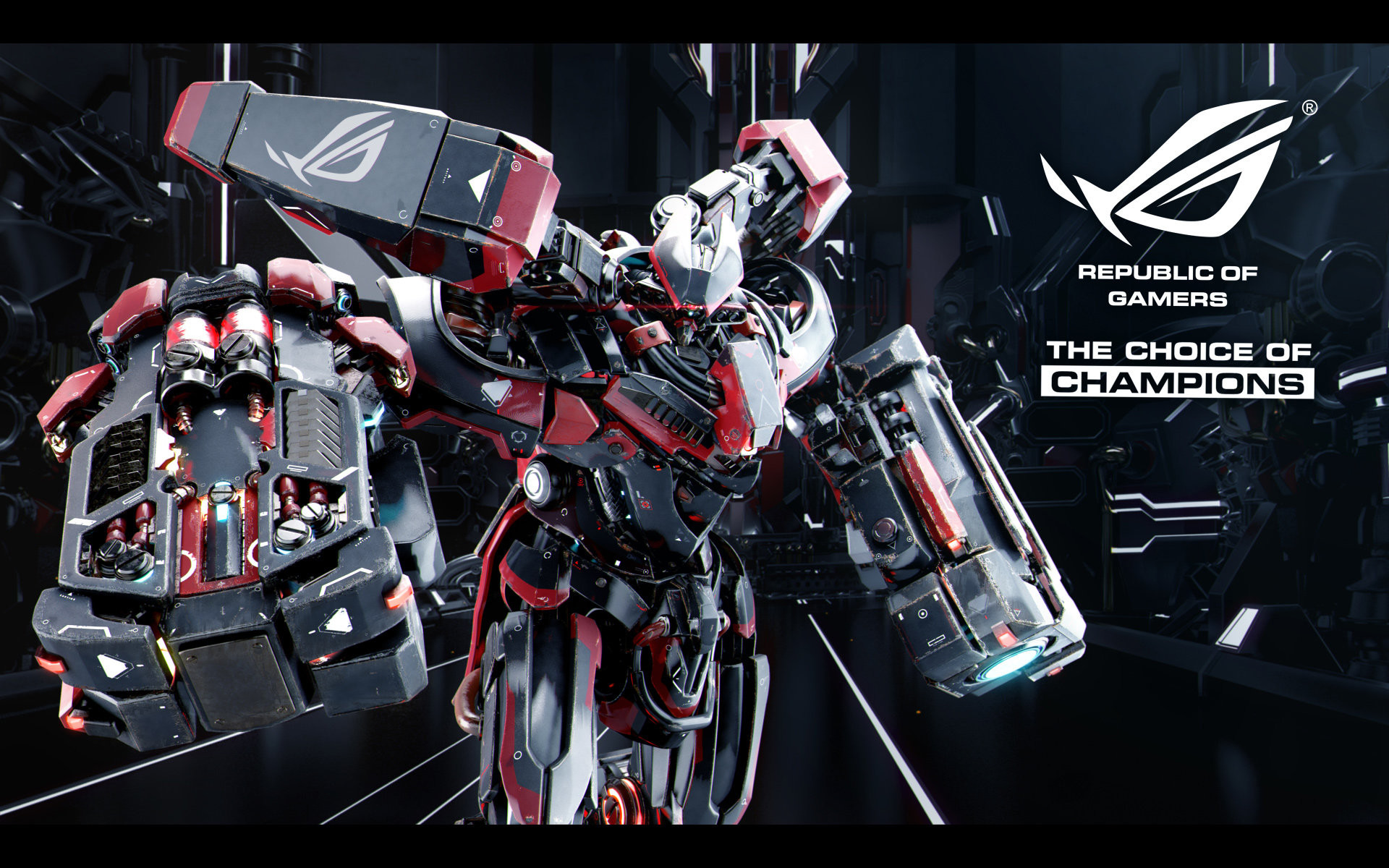 New ROG Wallpapers [Mecha!] – Aug 2013 – WQHD and 4K now available.  [Archive] – ASUS Republic of Gamers [ROG]   The Choice of Champions –  Overclocking, …