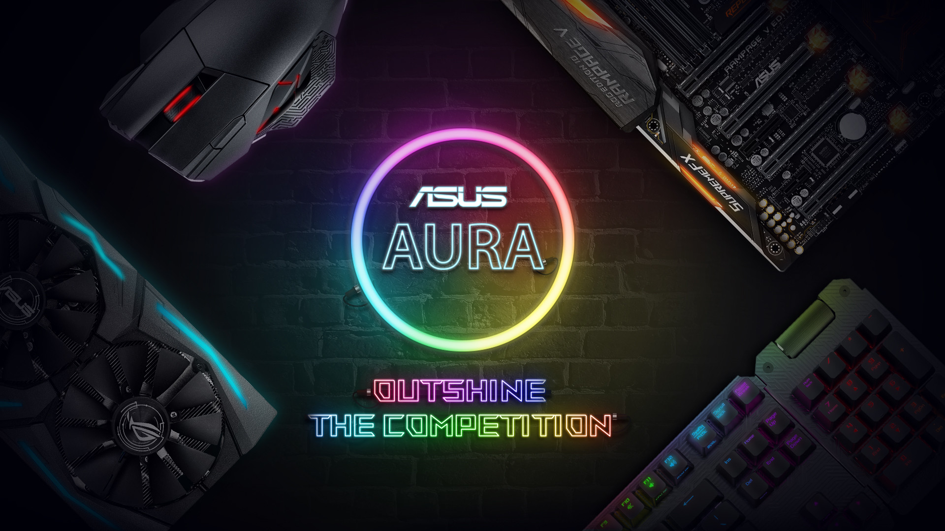 See Aura Sync in Action