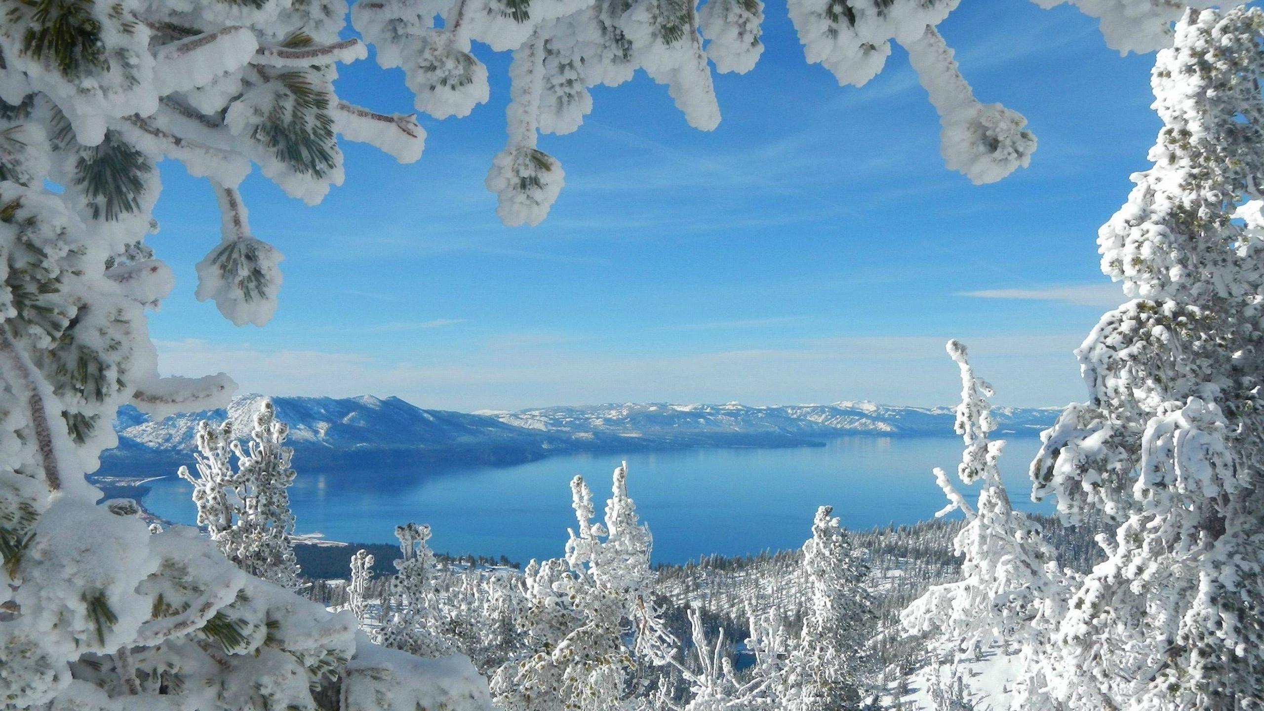 DOWNLOAD WALLPAPER Heavenly Lake Tahoe – FULL SIZE