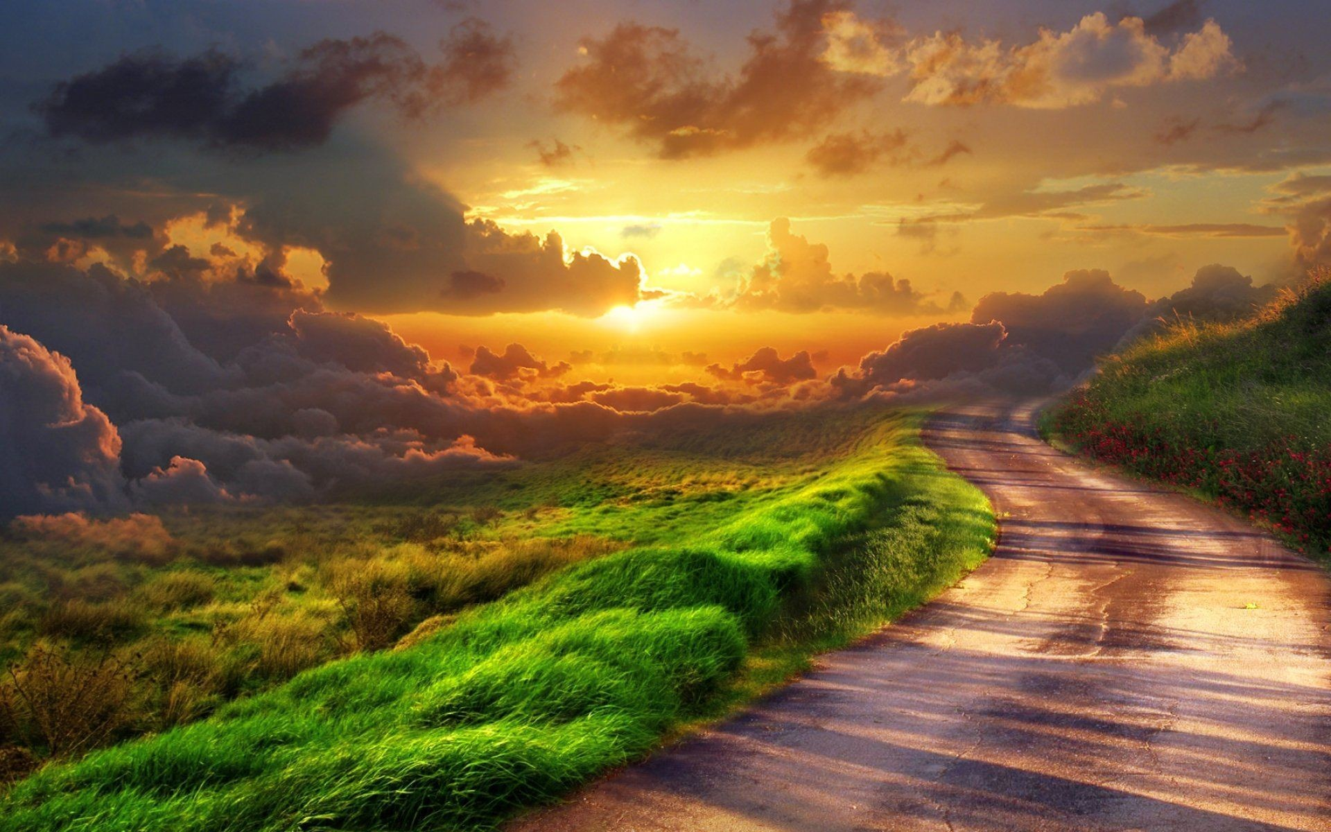 Download Stairway To Heaven Wallpapers In HD