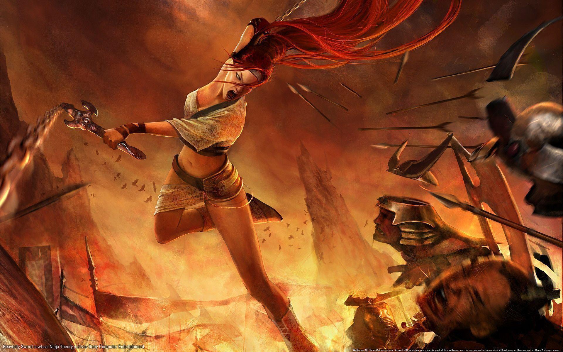 Heavenly Sword Wallpapers – Full HD wallpaper search