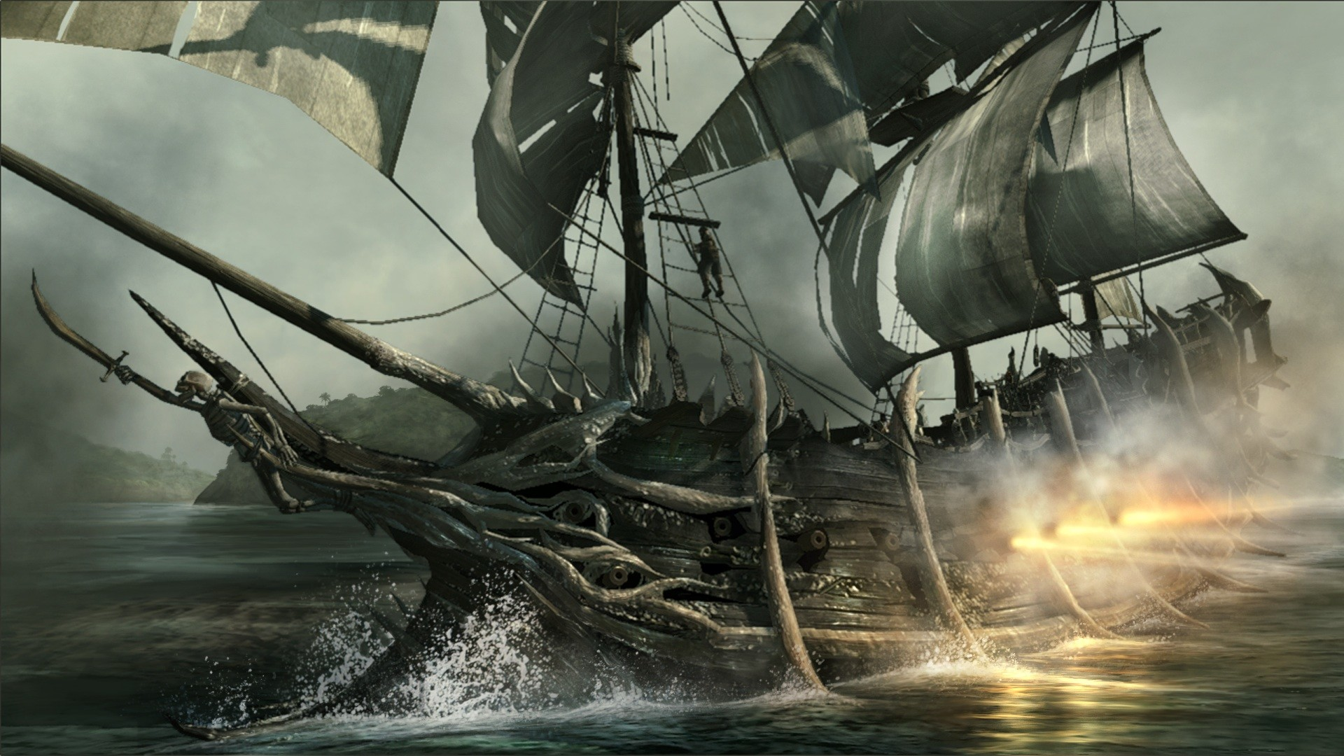 Pirate Ship HD Wallpapers Backgrounds Wallpaper   HD Wallpapers   Pinterest    Pirate ships, Wallpaper and Wallpaper backgrounds