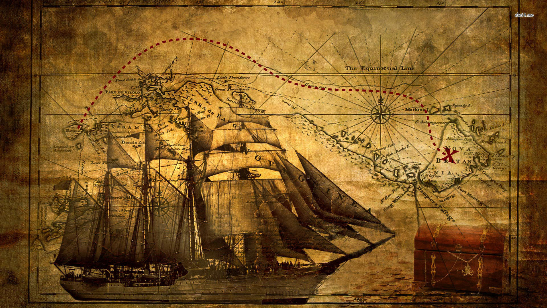 related pictures pirate ship sailing wallpaper background 29073