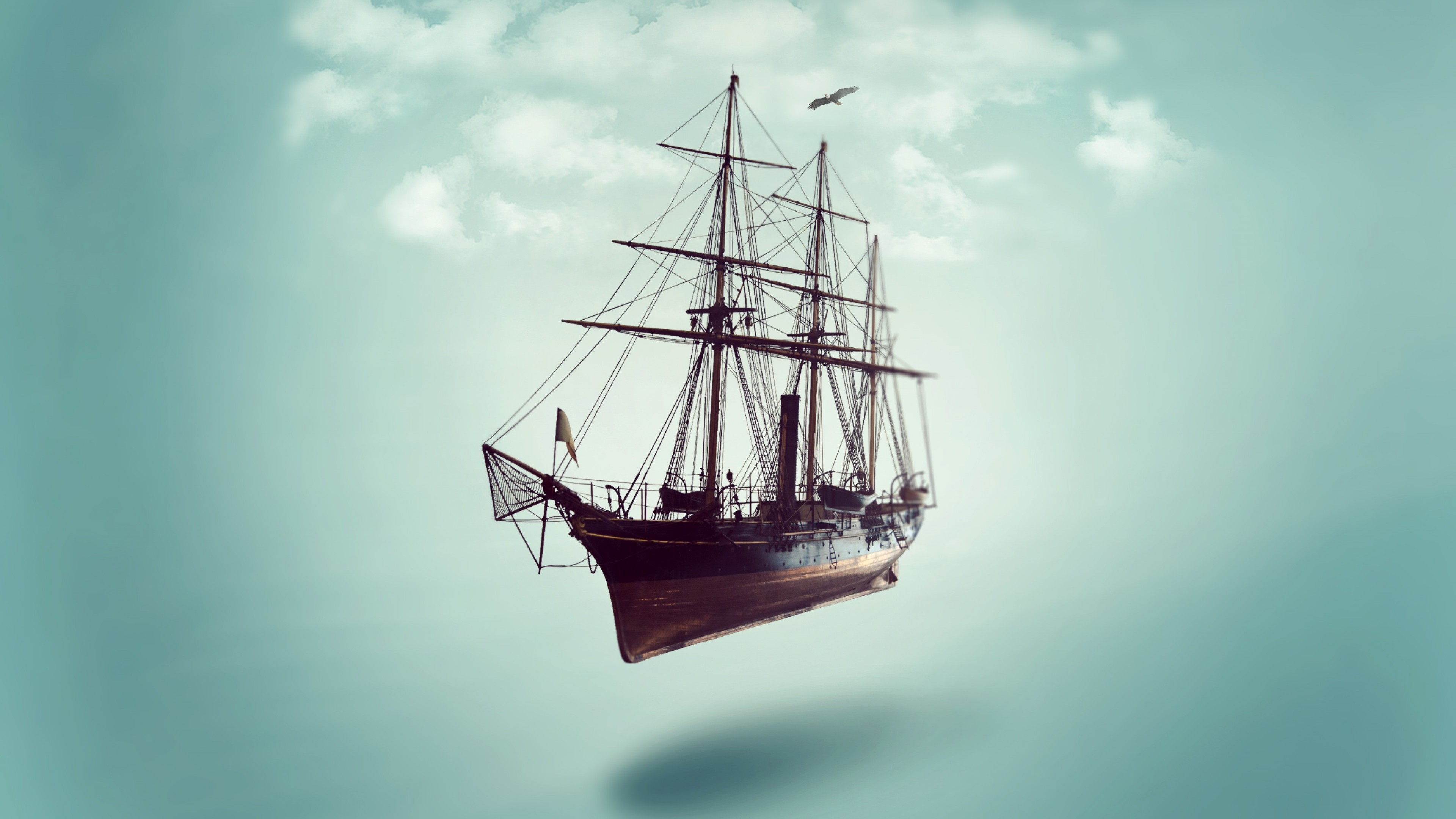 Tags: Pirate ship, HD