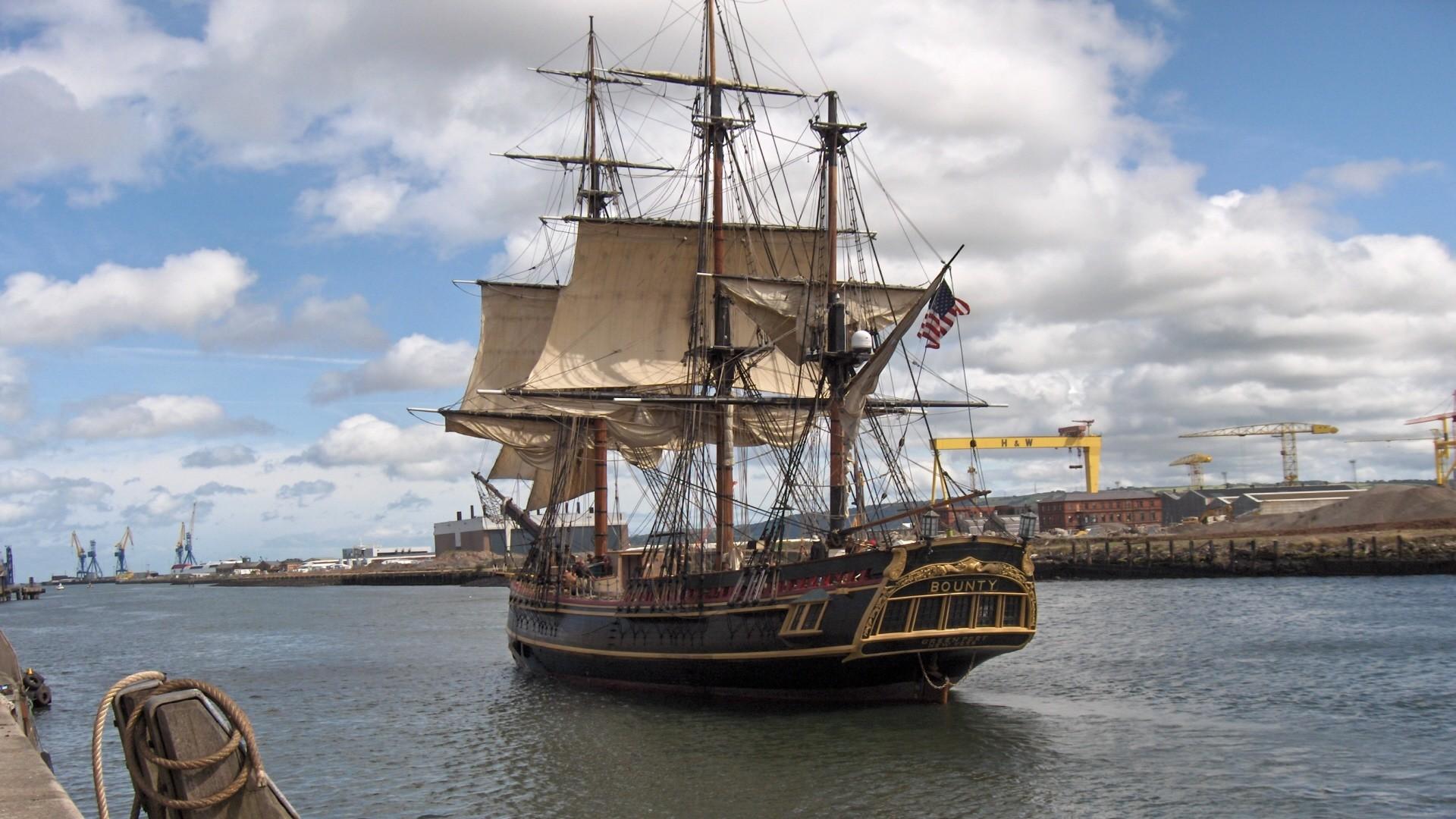 Pirate Ship Wallpaper Pirate, Ship