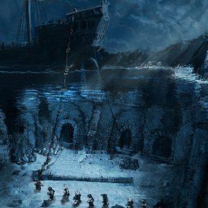 Pirate Ship Wallpaper HD