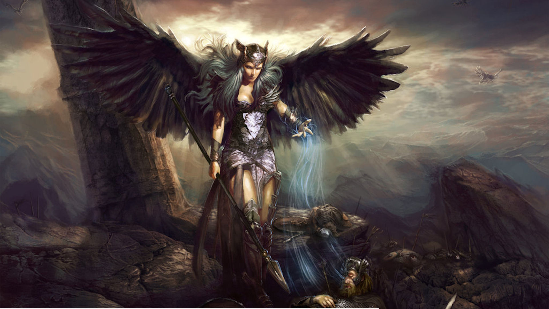 Angel Warrior Wallpapers High Quality