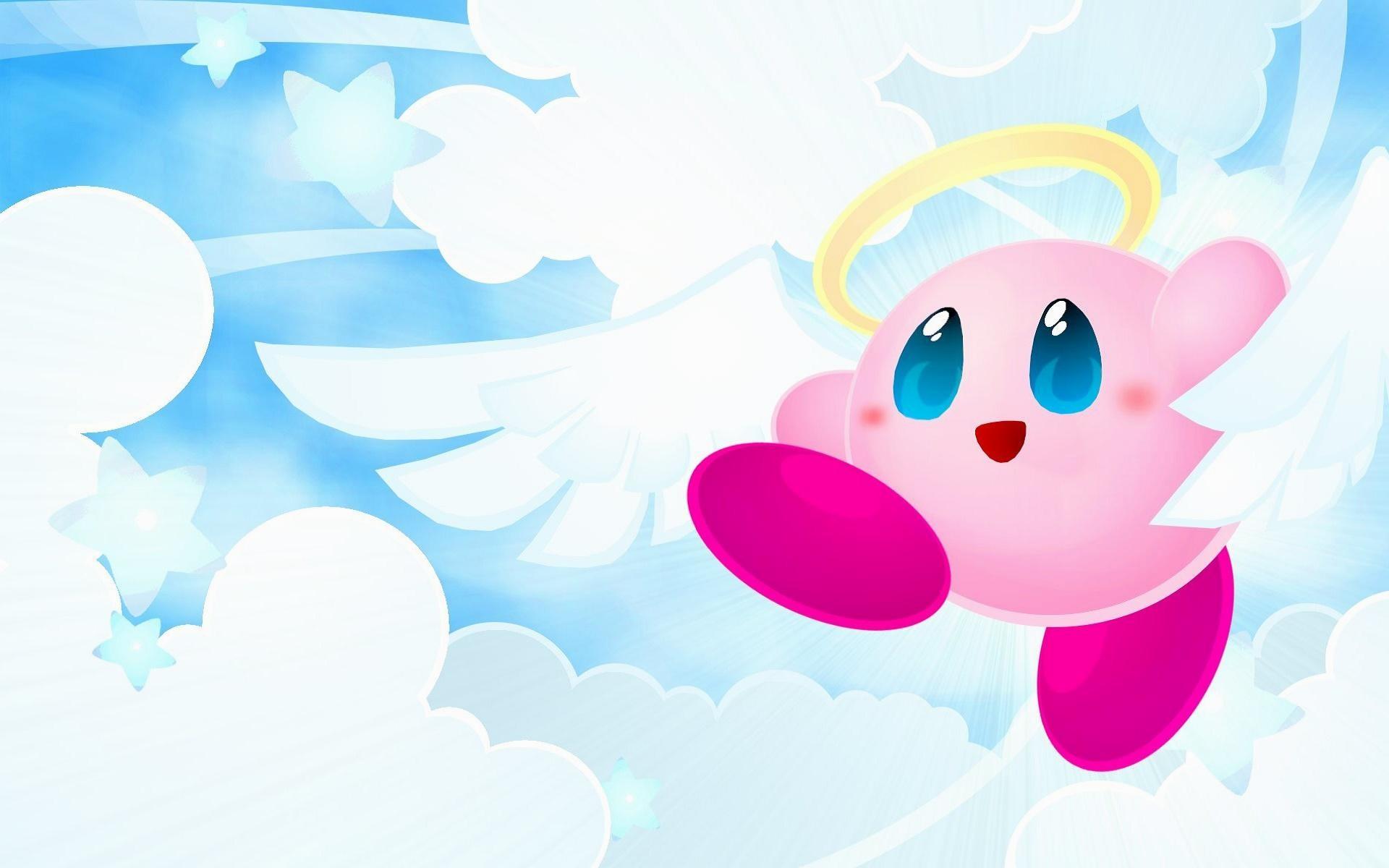 Anime-HD-Kirby-Wallpapers