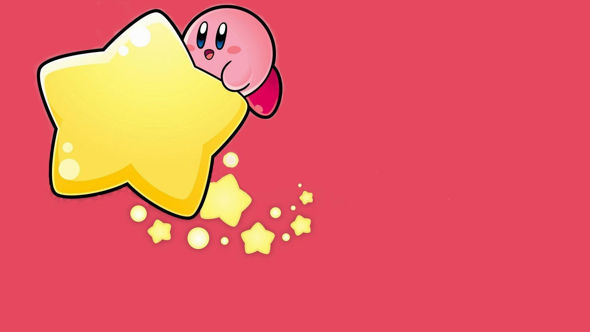 59+ Cute Kirby