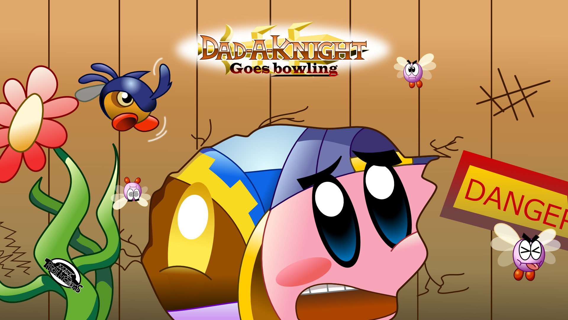 … Dad-A-Knight Goes Bowling – Wallpaper by MarkProductions