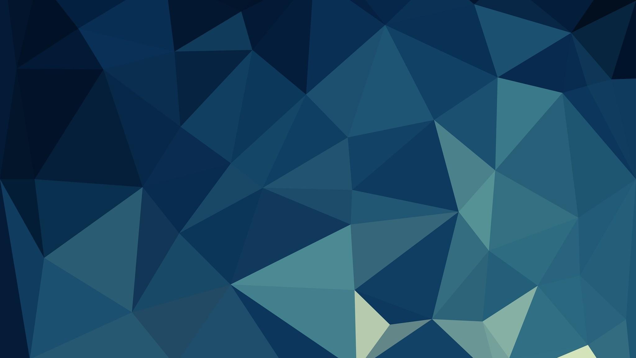Download Minimalism Triangle Art HD 4k Wallpapers In Screen