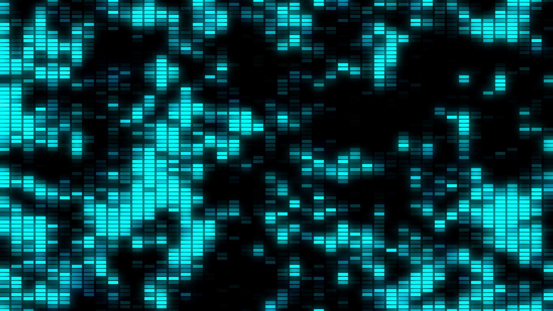 videogame pixel Background ANIMATION FREE FOOTAGE HD Cyan square – YouTube