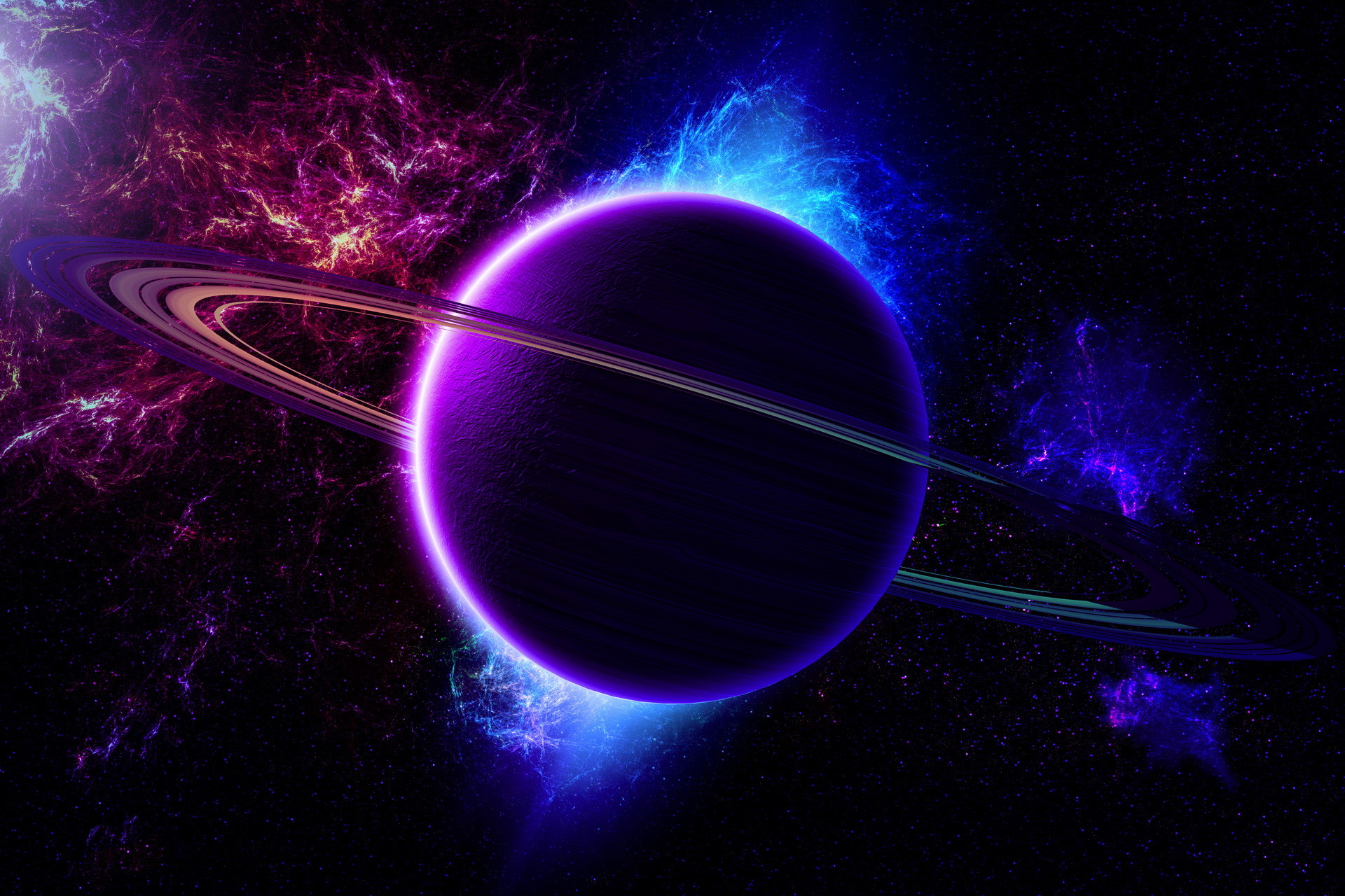 Saturn wallpaper | Fantastic Animated Saturn Space Wallpaper With  Resolutions 1920×1280 .