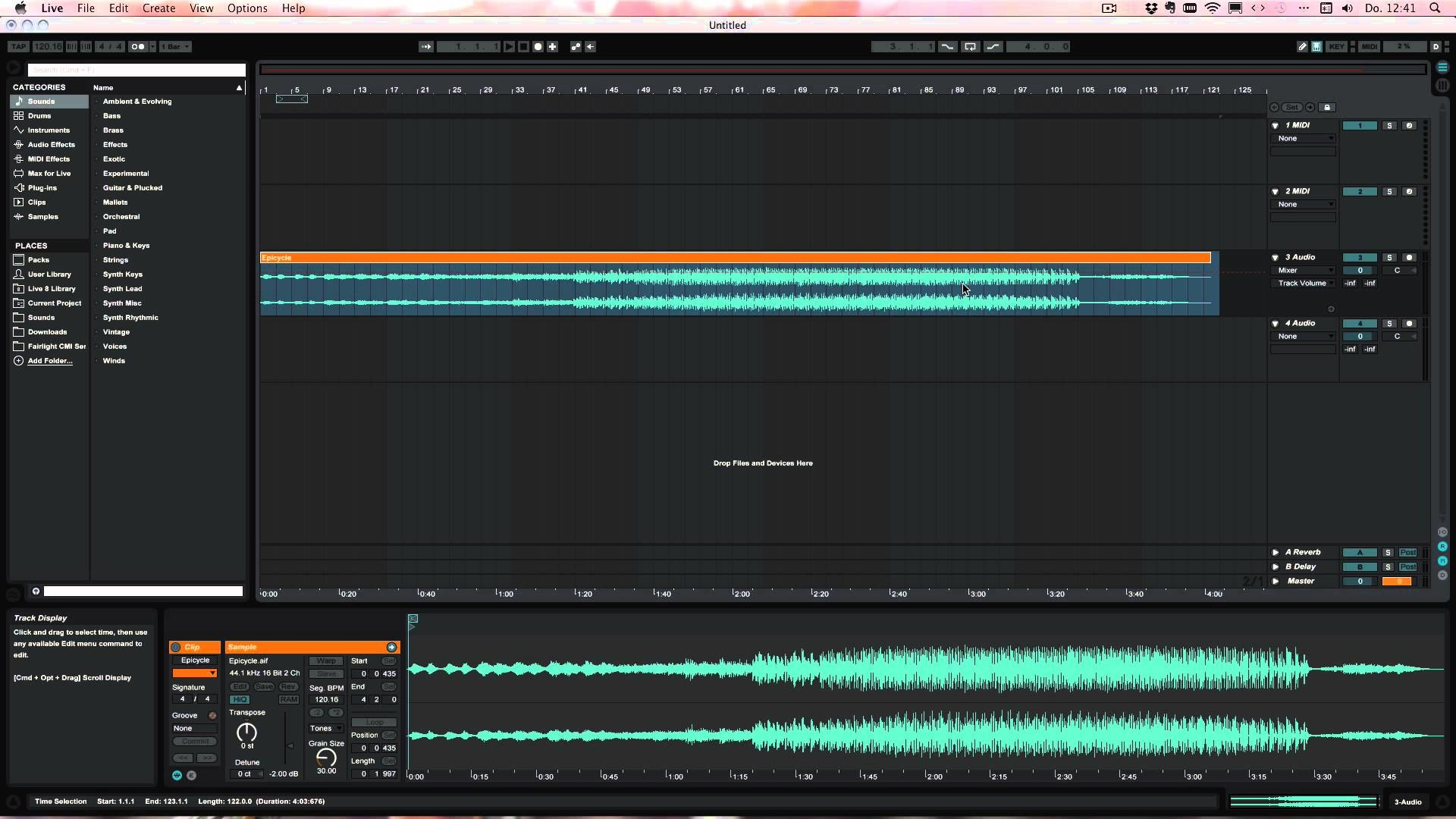 Ableton Live 9 Quick Tips – Automate Track Volume with the Utility Effect  for Better Mixing – YouTube