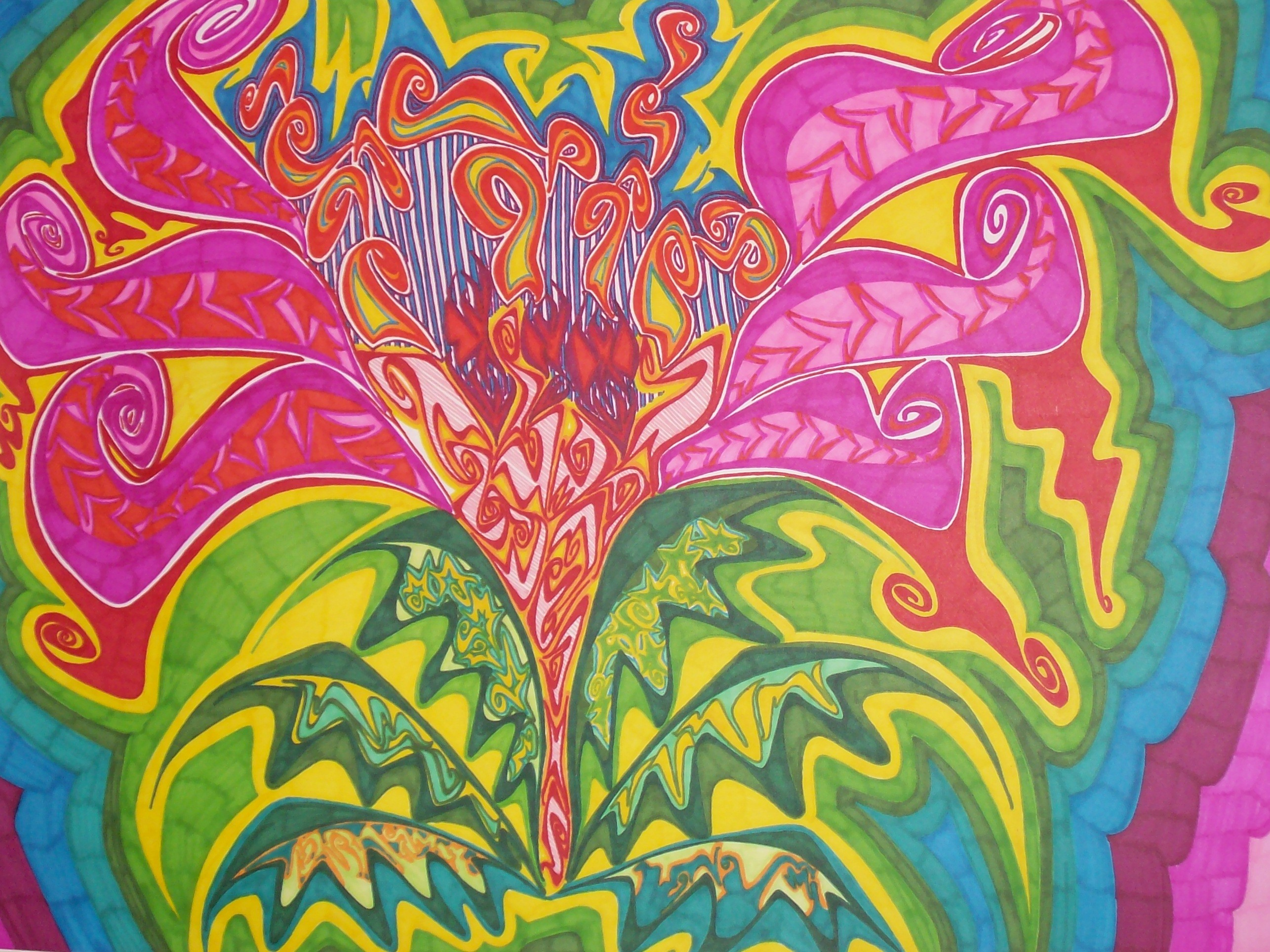Stoner Wallpaper Trippy Images & Pictures – Becuo