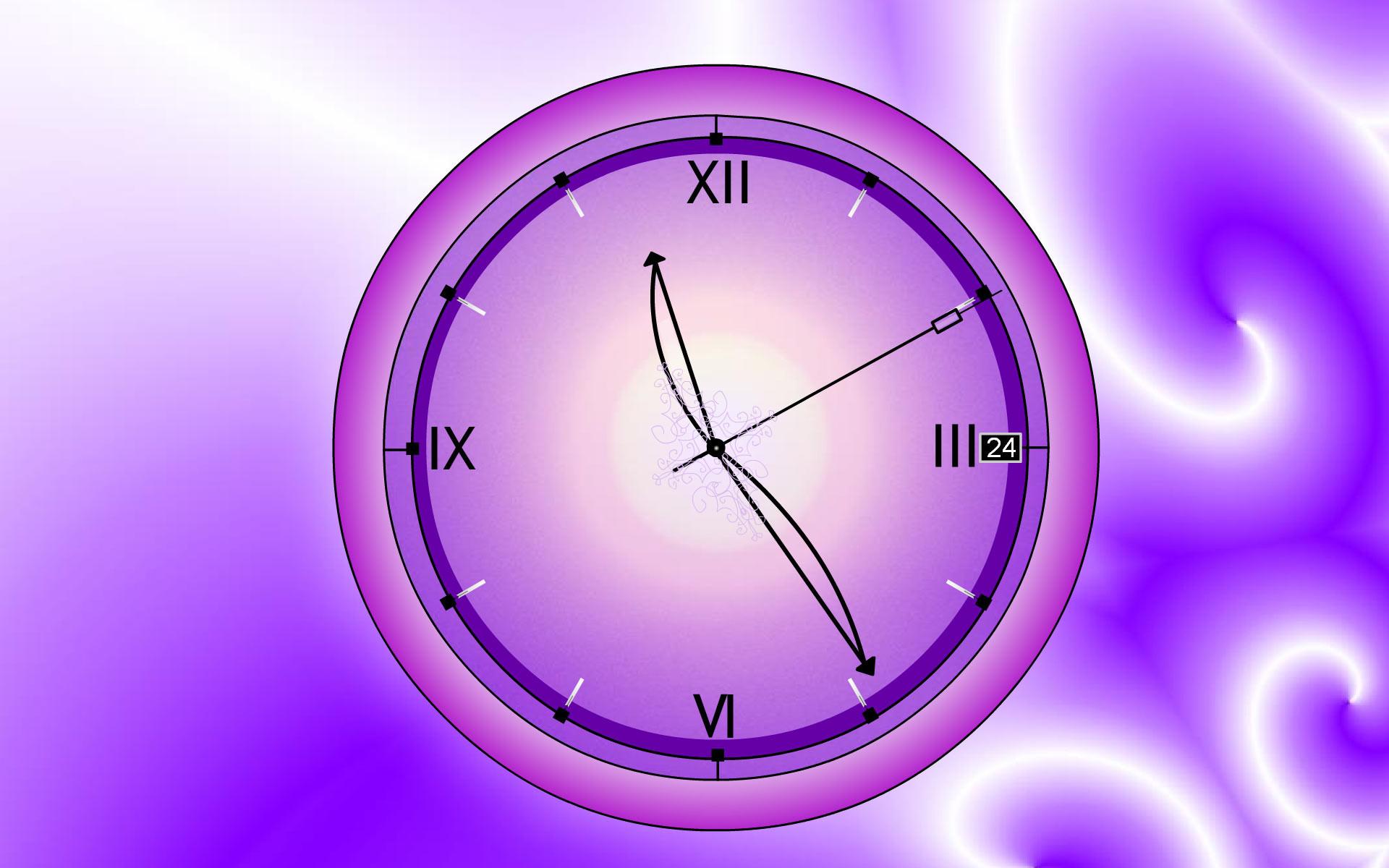 free download lacy clock live wallpaper lacy clock screensaver .