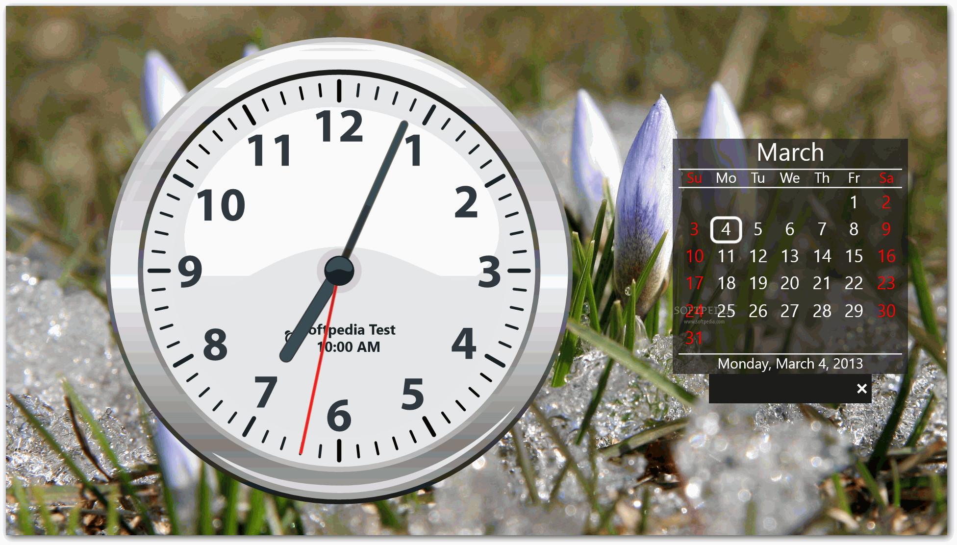 Jujuba Clock for Windows 8 is a clock and time management application .
