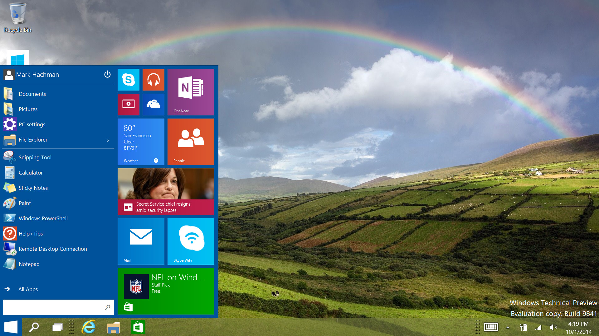 Windows 10 tips: Your first 30 minutes with the Technical Preview