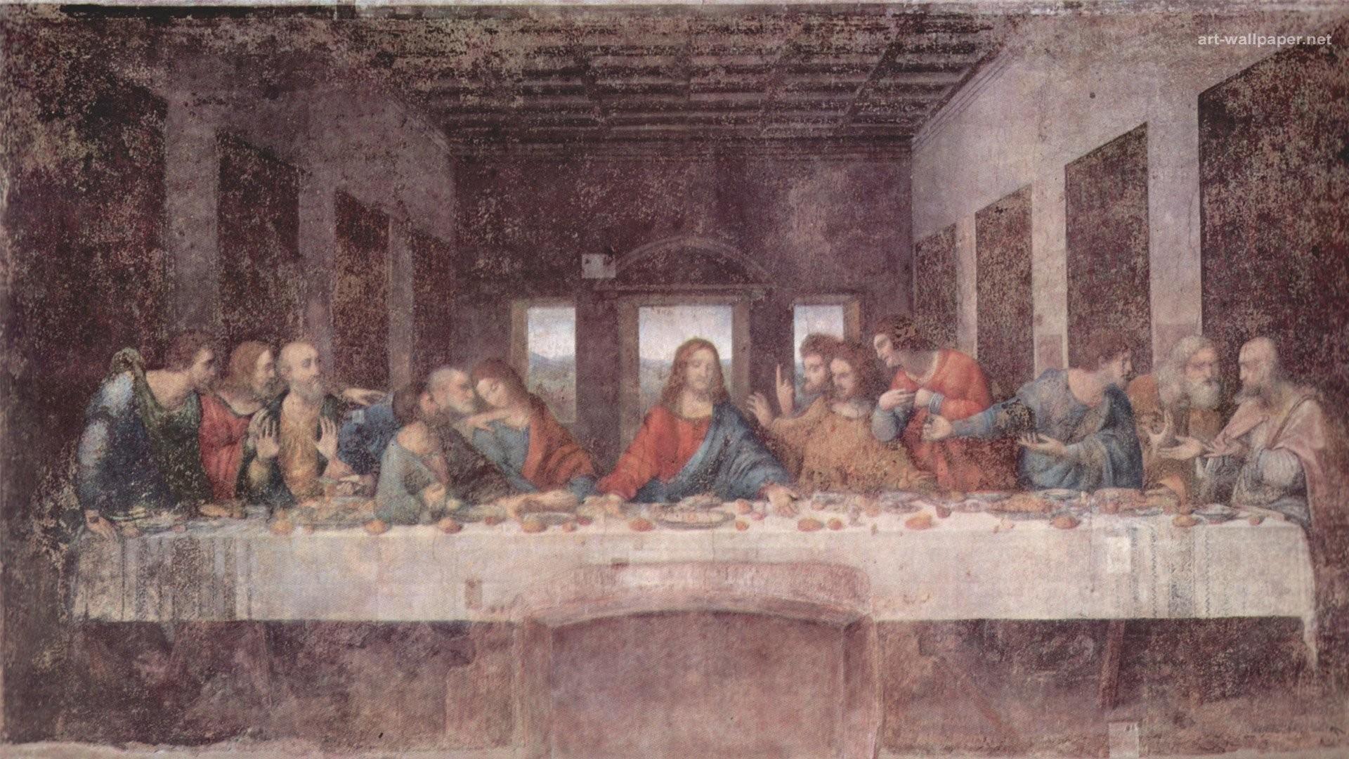 Last Supper By Leonardo Da Vinci 363084 …