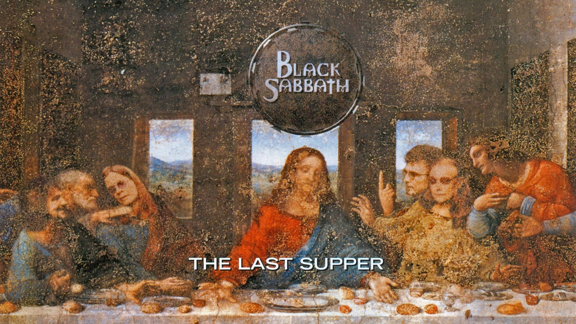BLACK sabbath_THE last SUPPER = =1999(Music Film )