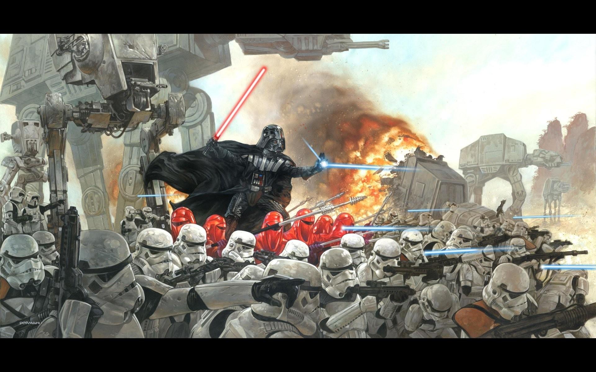Top Ten Star Wars Wallpapers