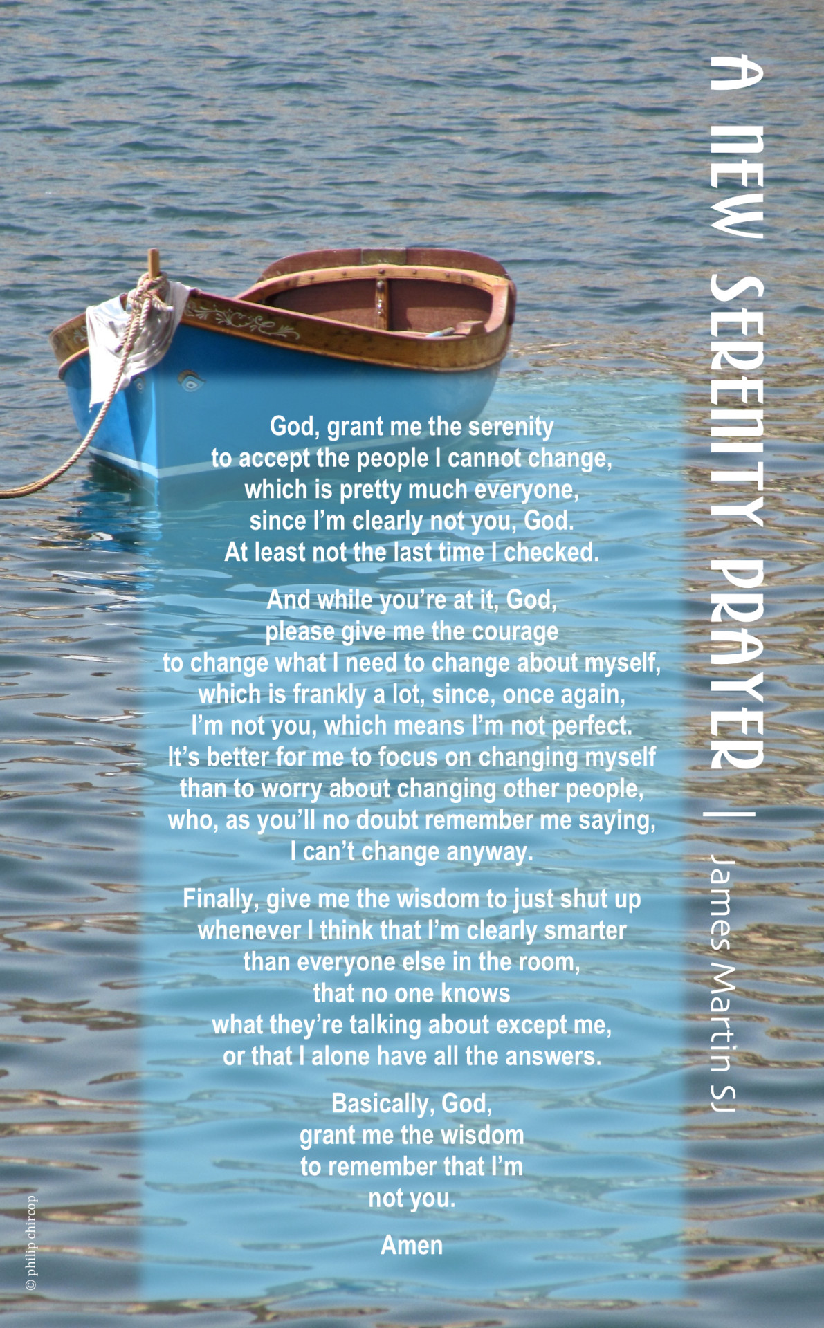 The New Serenity Prayer ❤ | Serenity & Peace | Pinterest .
