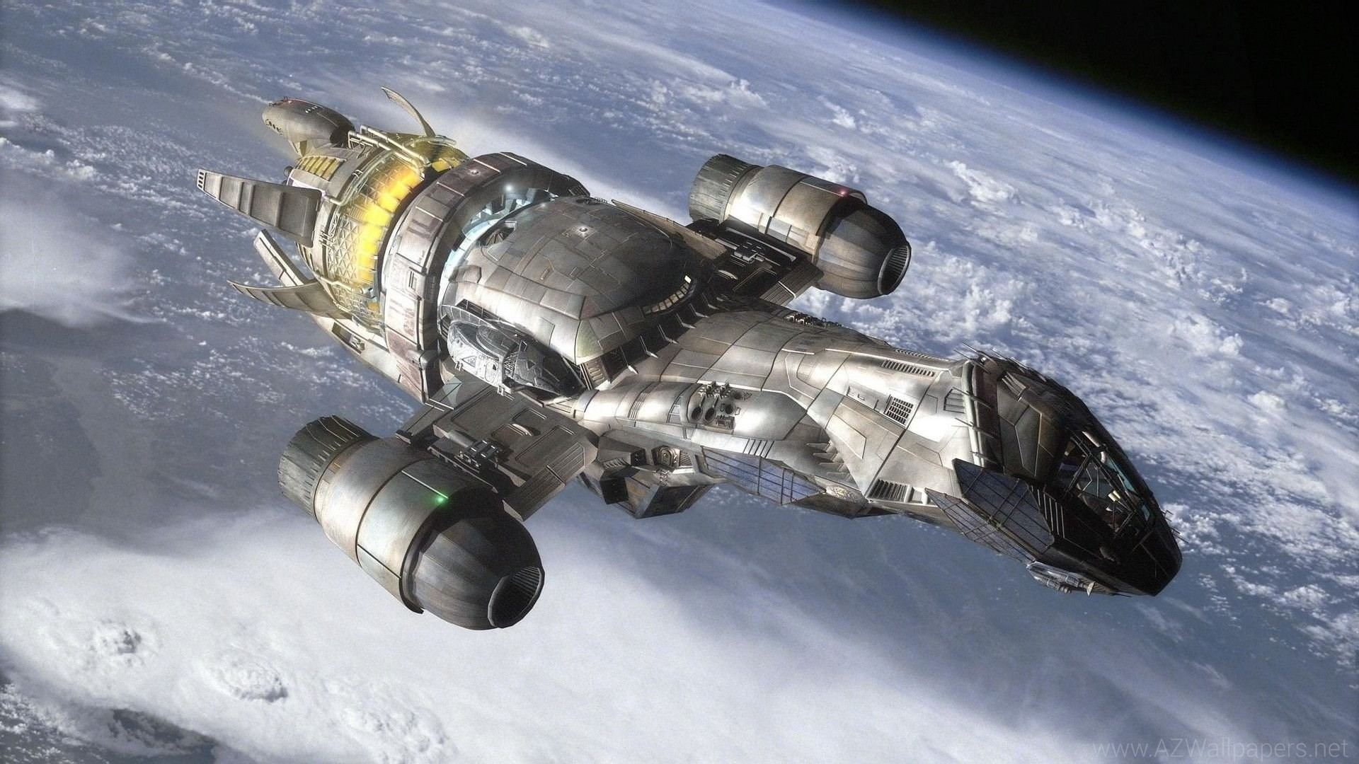 Serenity & Firefly HD Wallpapers and Backgrounds