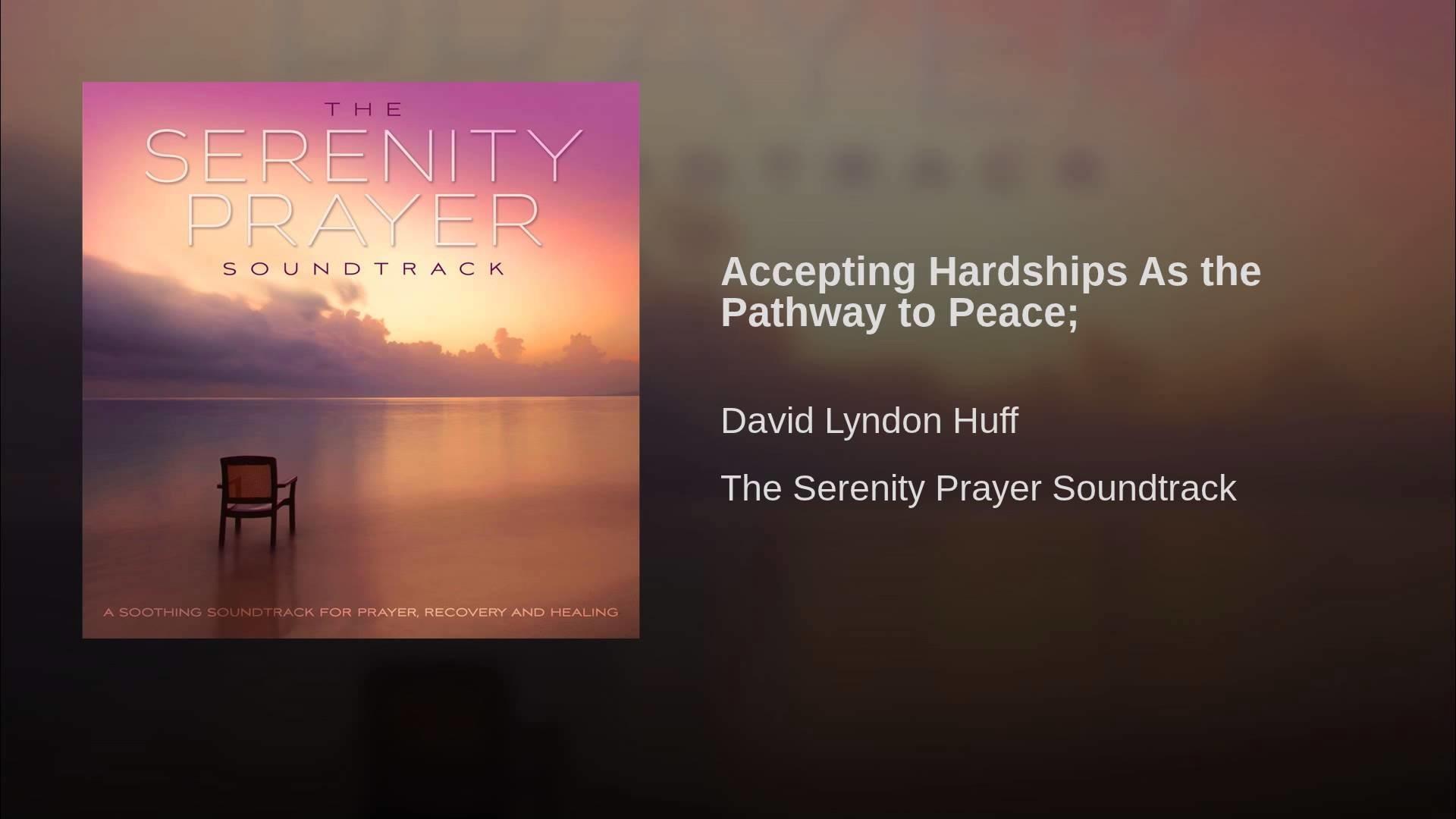 49 Serenity Prayer
