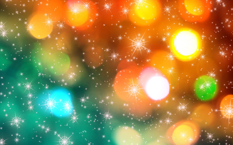 Xmas Stuff For > Colorful Christmas Lights Wallpaper