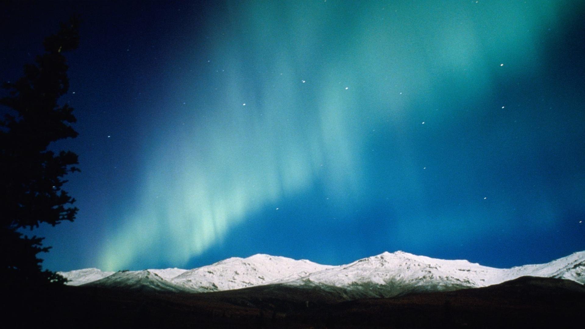 Real Northern Lights Wallpaper wallpaper. 1920×1080