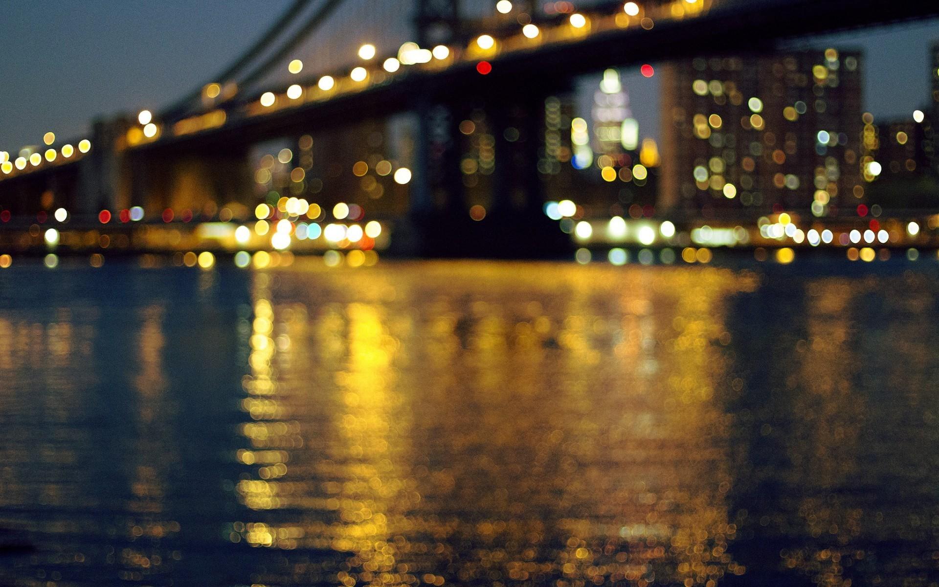 City Night Lights Wallpaper (42 Wallpapers)