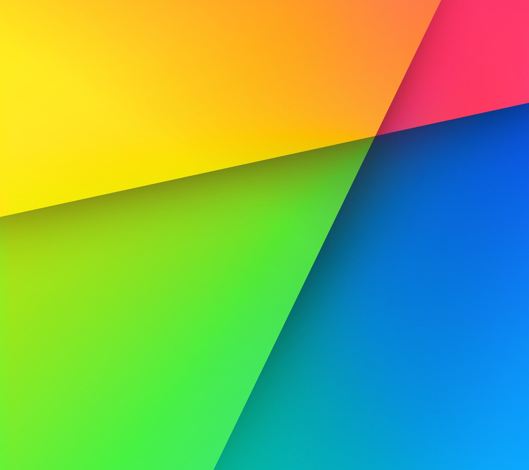 Download Official Google Nexus 7 Wallpapers
