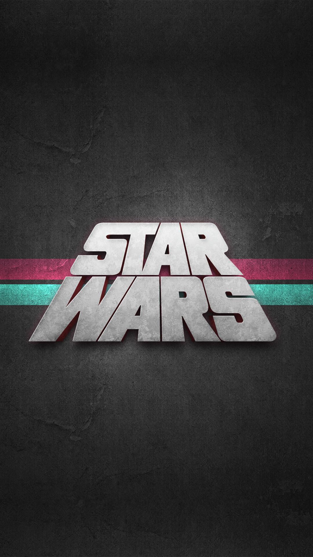 Star Wars Poster Dark Grunge Android Wallpaper