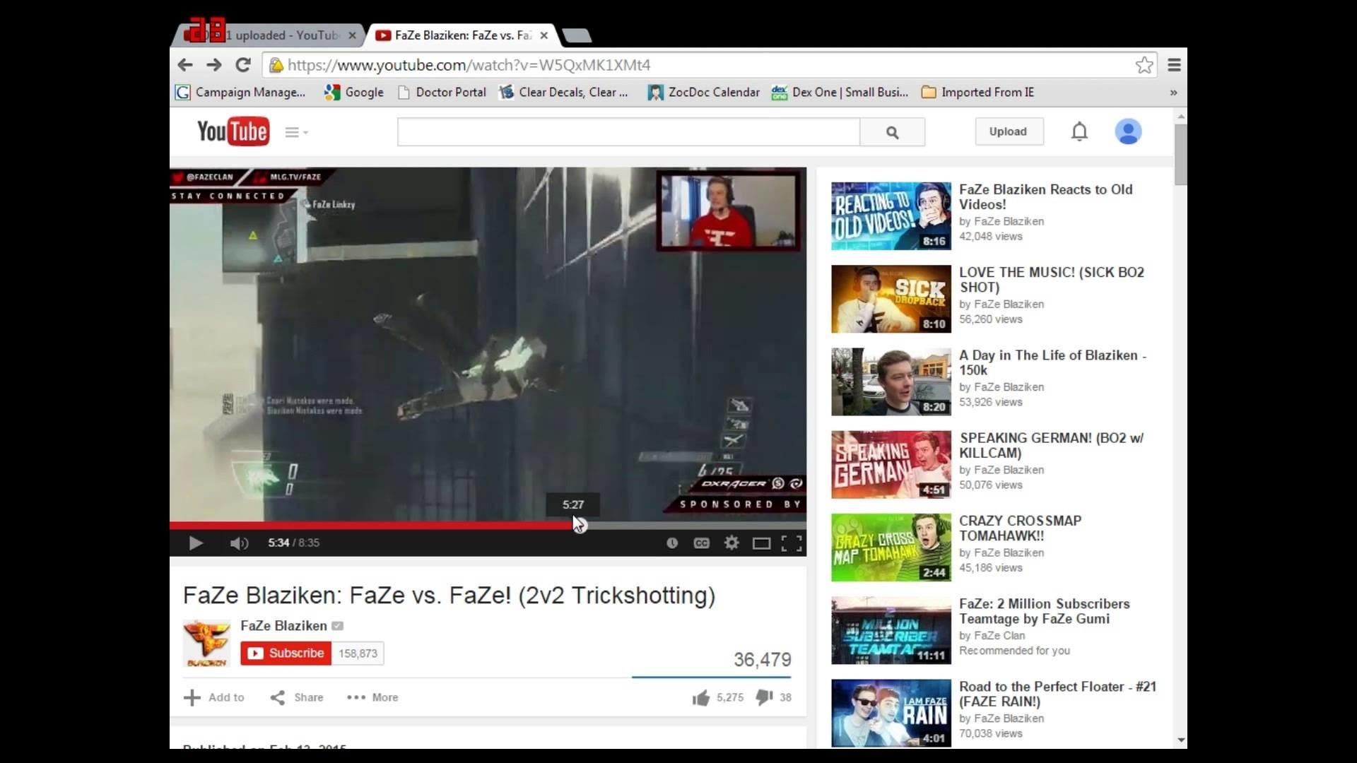 FaZe Carl FaZe Rug and FaZe Linkzy exposed for faking clips @FaZe Clan –  YouTube