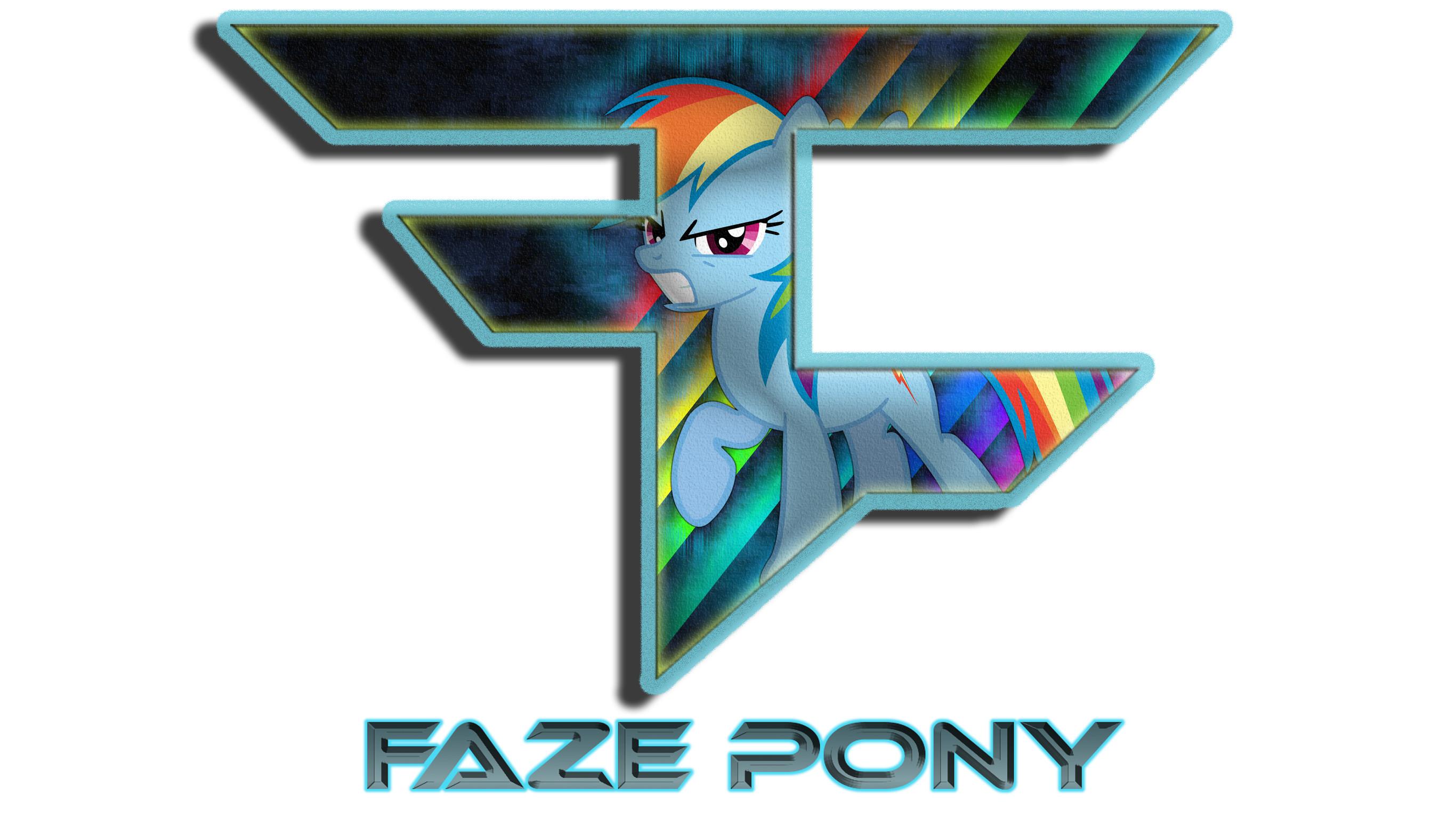 FaZe Pony by RaiinbowDashRD on DeviantArt