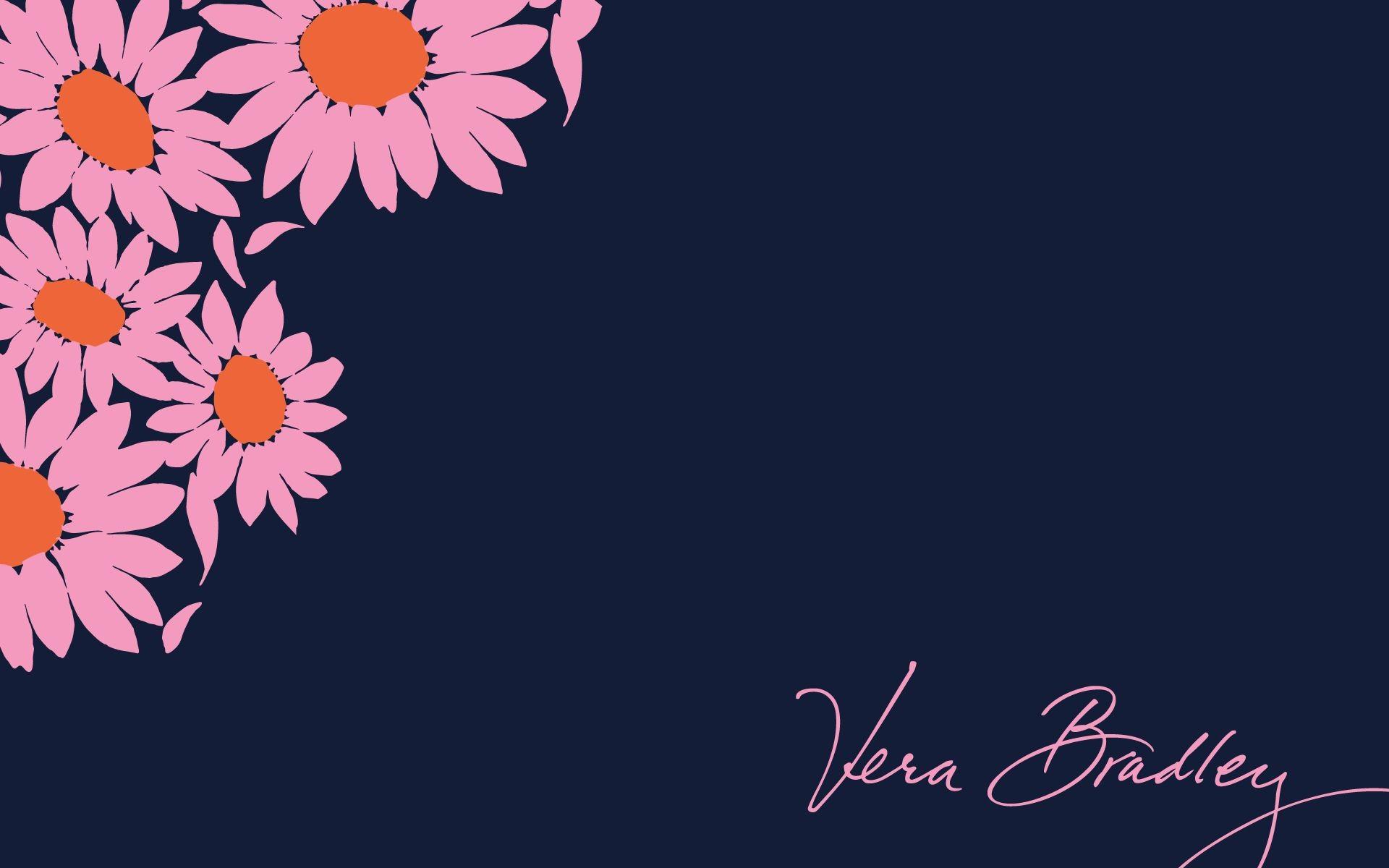 Vera Bradley Loves Me Desktop Wallpaper