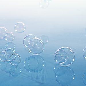 Moving Bubbles Desktop