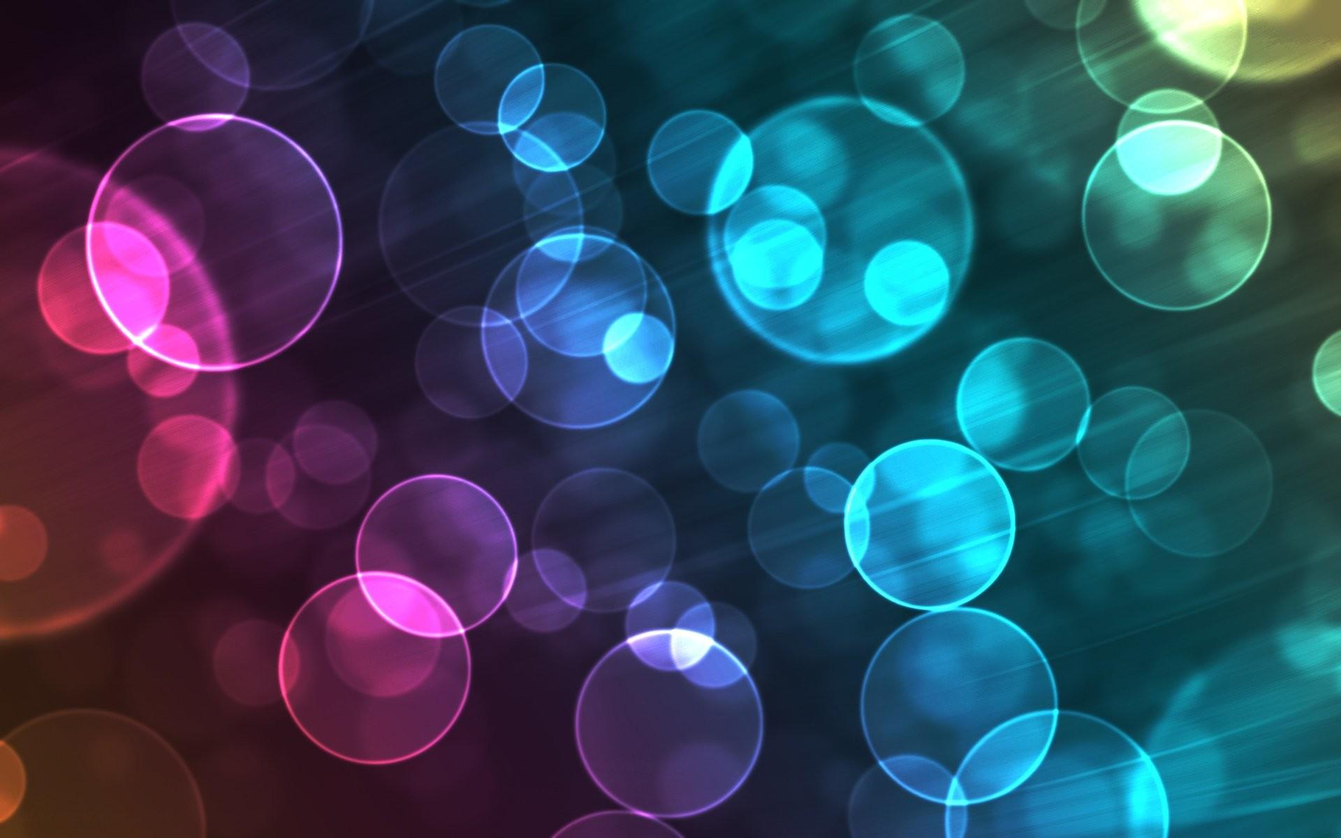 Colored Bubbles 569987
